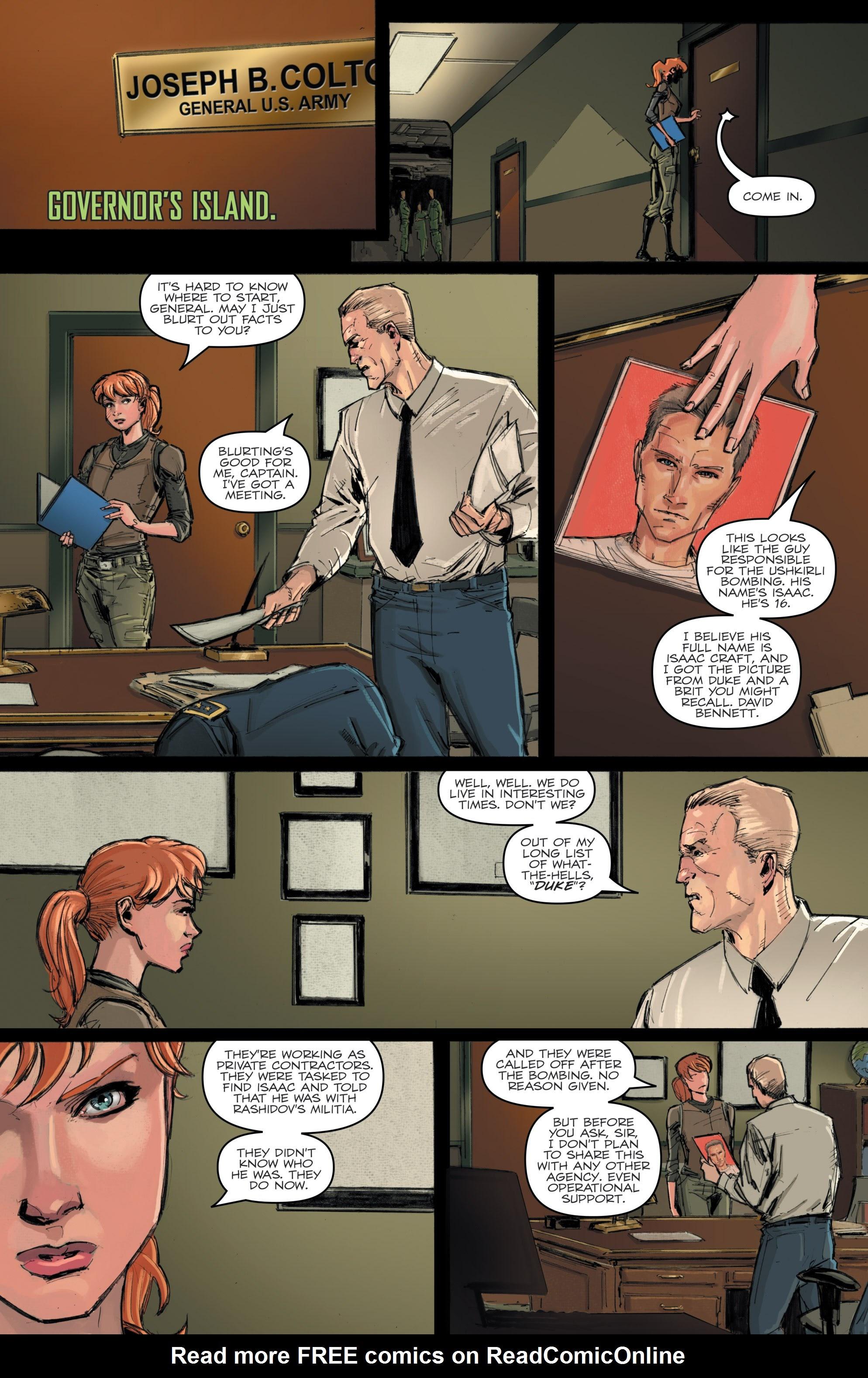 G.I. Joe (2014) #_TPB_2 #10 - English 30
