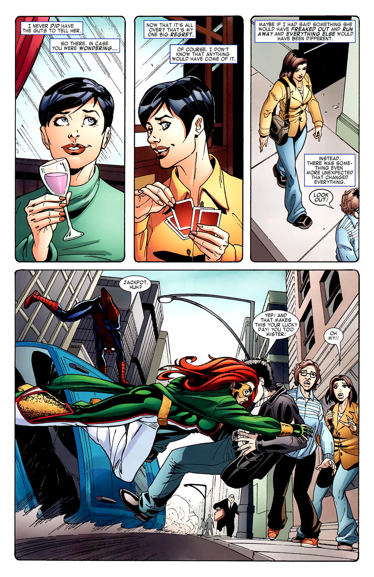 Read online Amazing Spider-Man Family comic -  Issue #6 - 10
