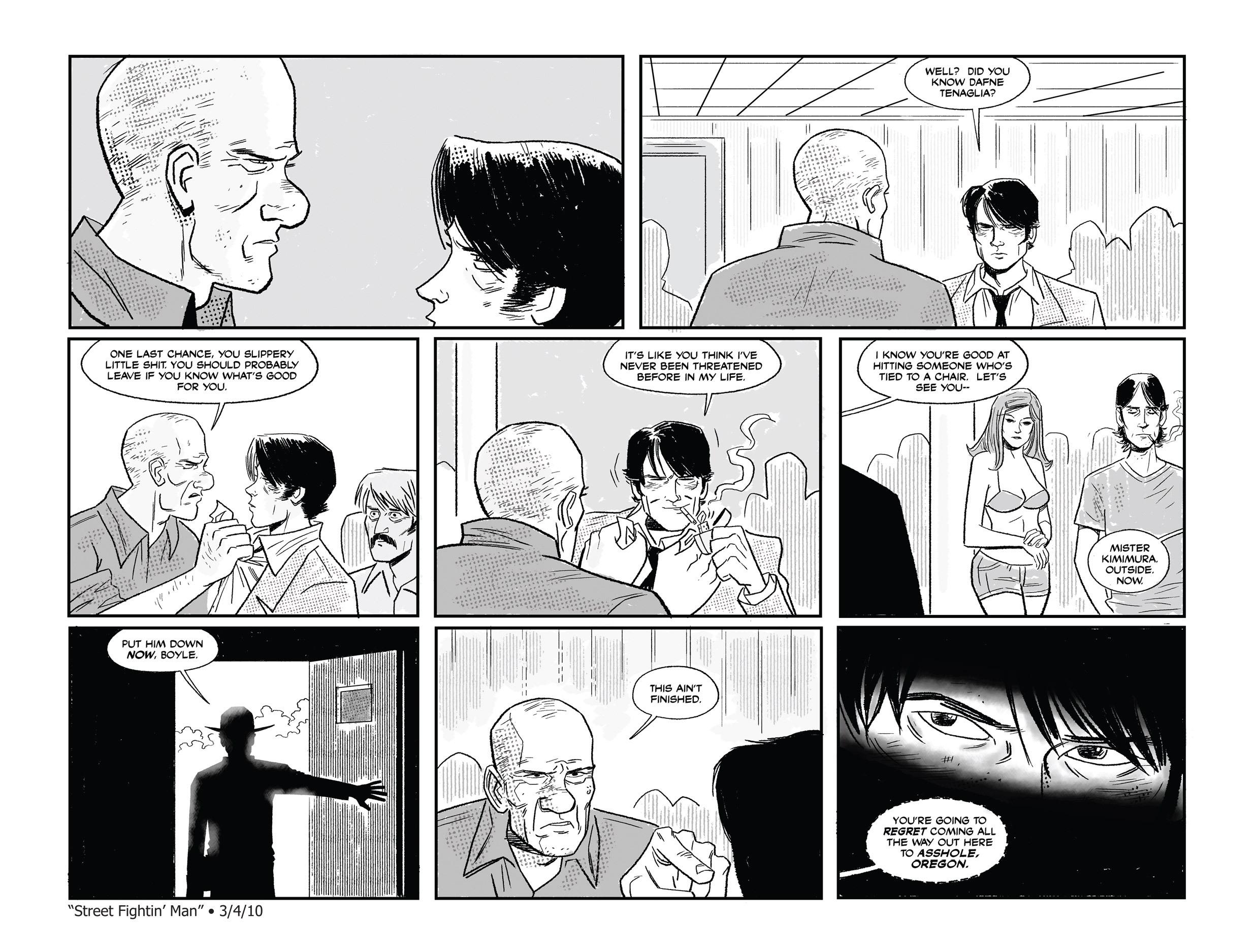 Read online She Died In Terrebonne comic -  Issue #2 - 12
