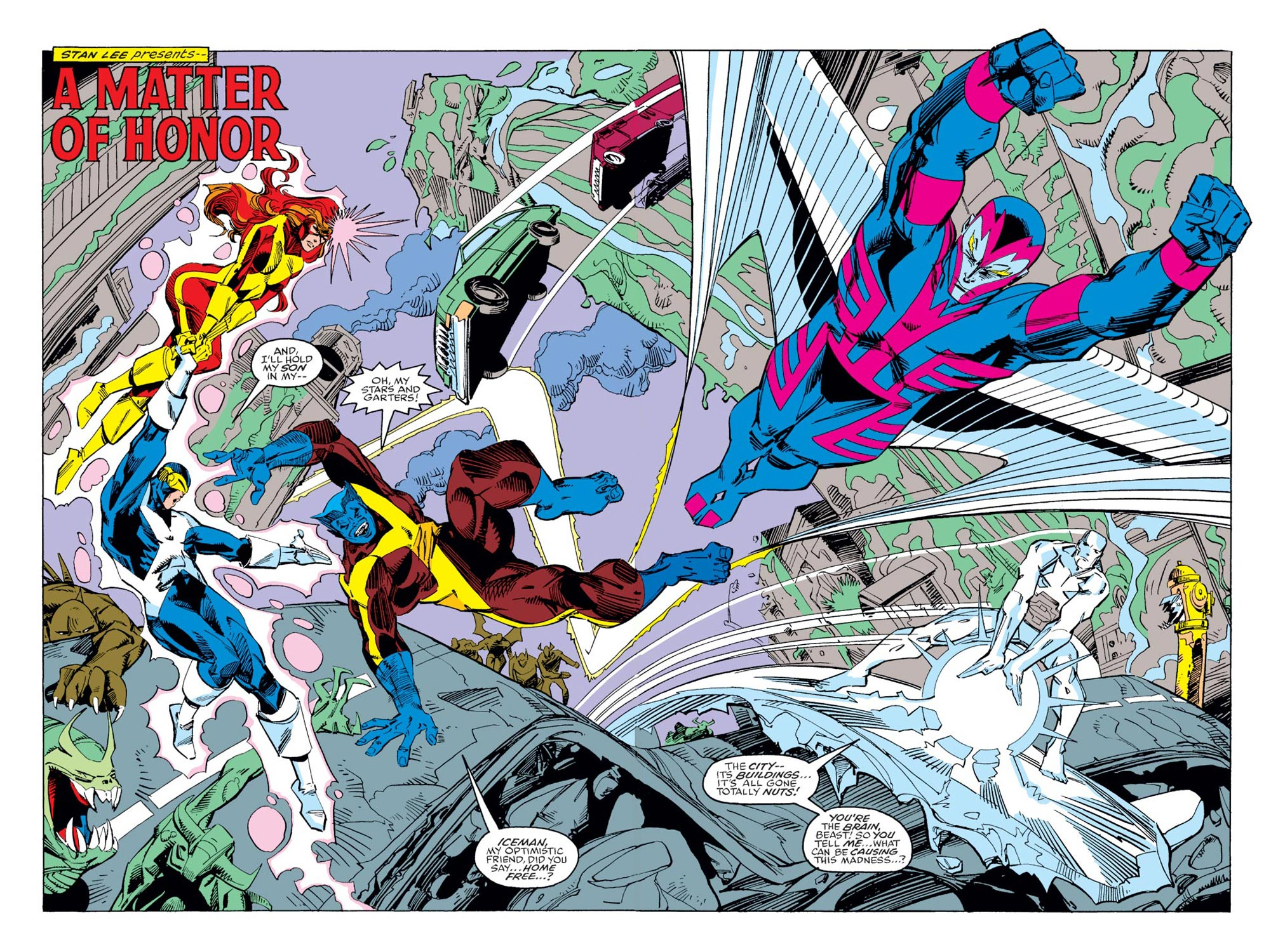 Read online X-Factor (1986) comic -  Issue #37 - 3