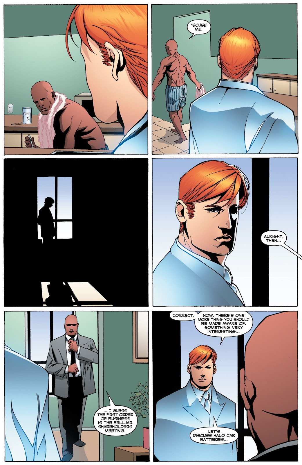 Wildcats Version 3.0 Issue #12 #12 - English 15