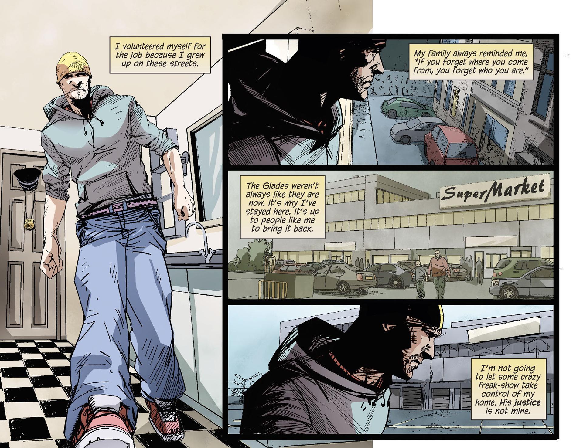 Read online Arrow [II] comic -  Issue #27 - 7
