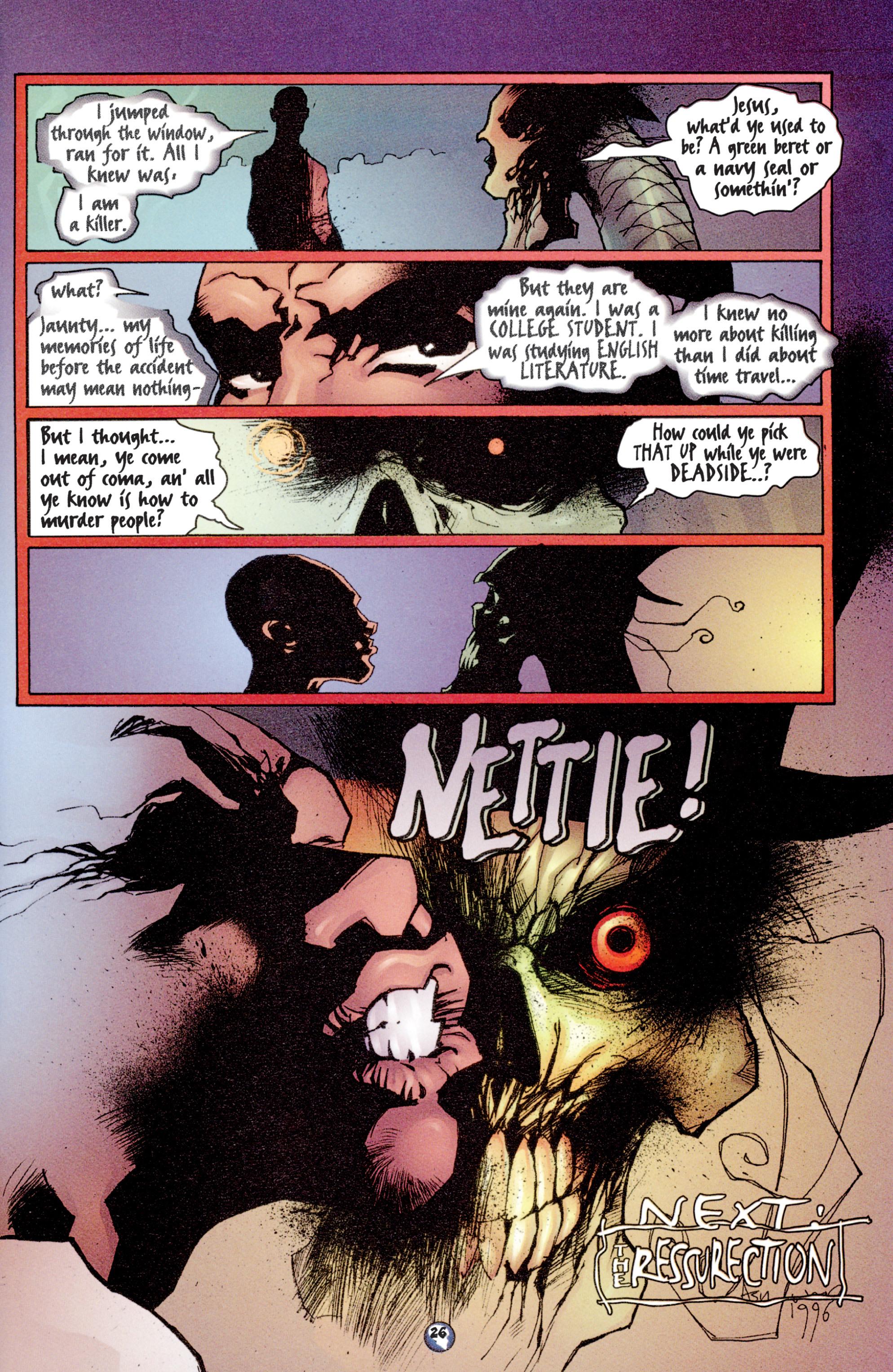 Read online Shadowman (1997) comic -  Issue #3 - 22