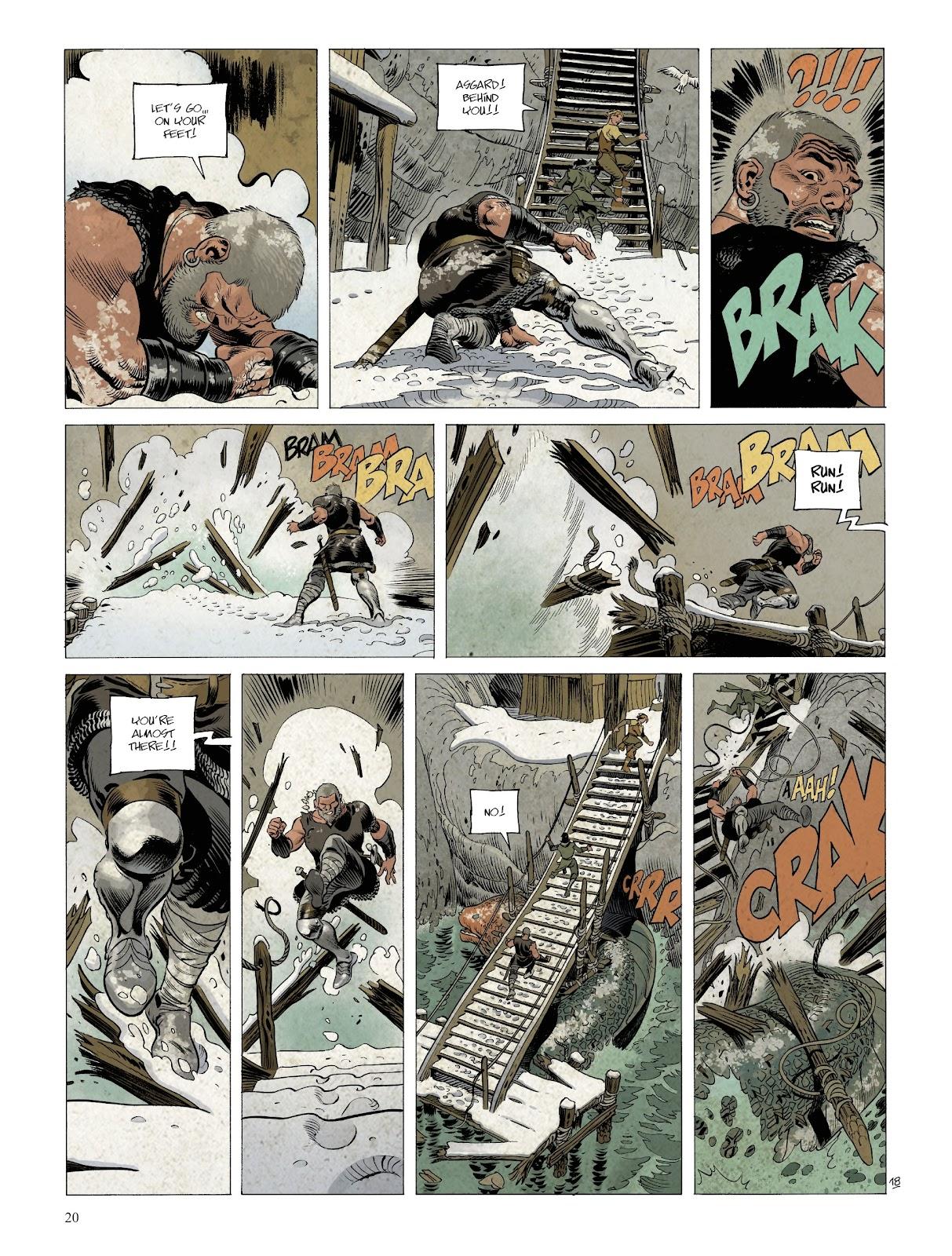 Read online Asgard comic -  Issue #2 - 22