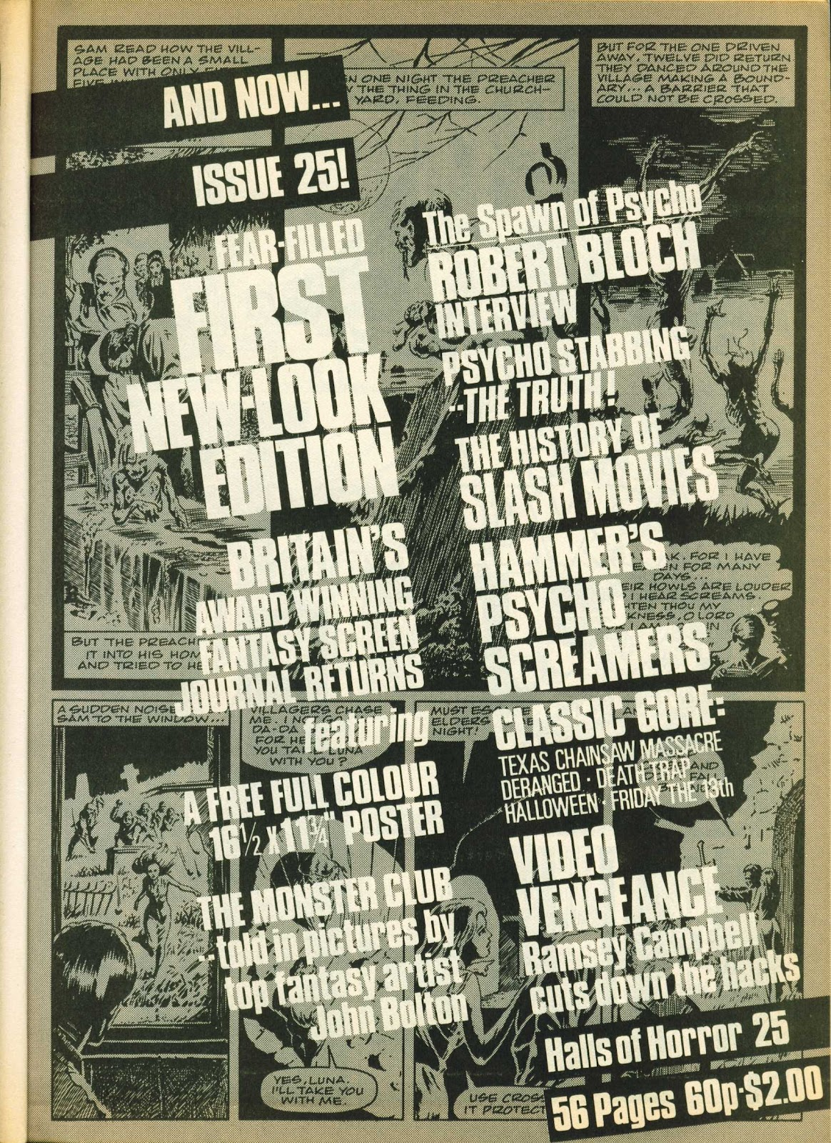 Warrior Issue #12 #13 - English 35