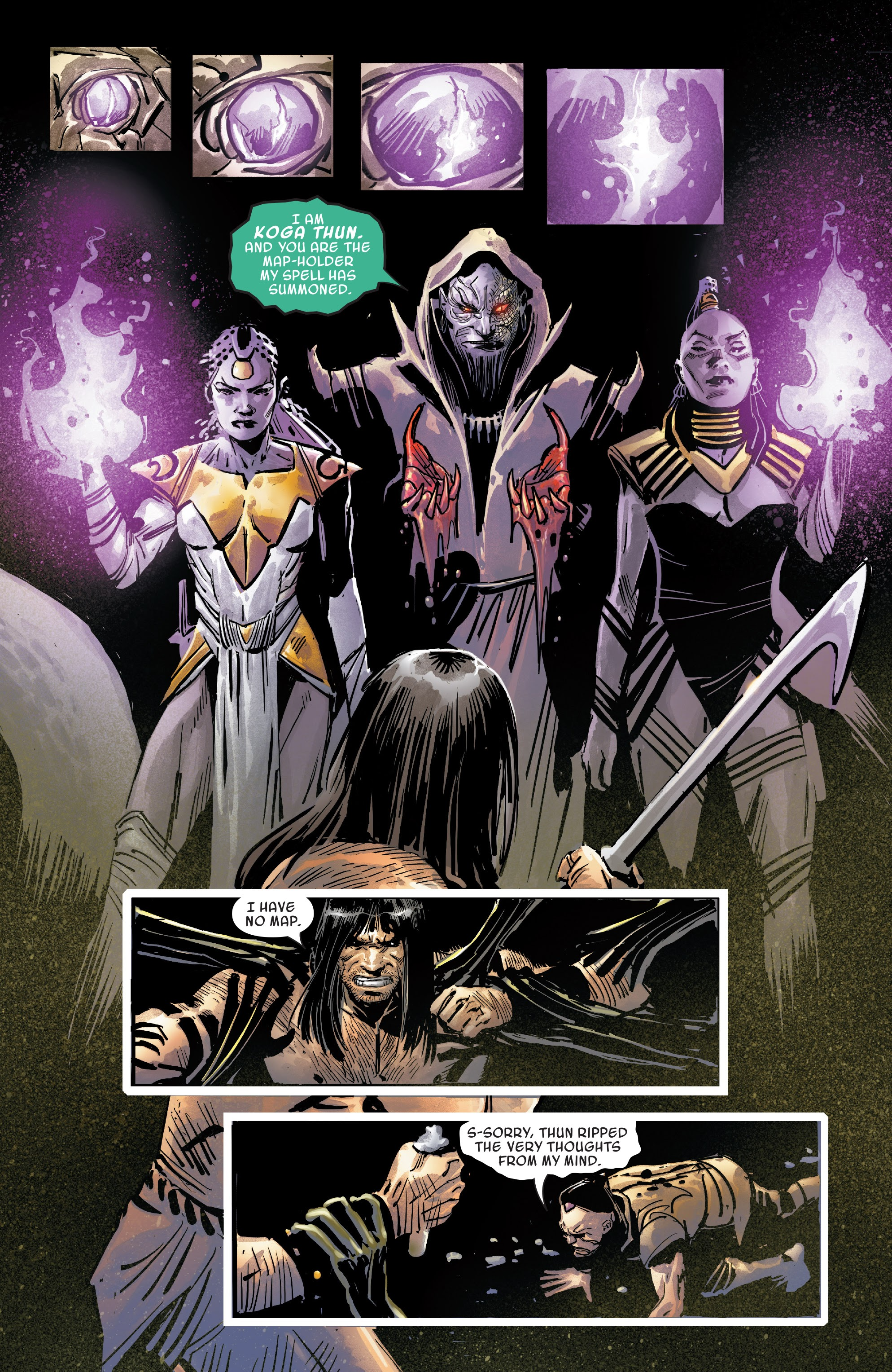 Read online Savage Sword of Conan comic -  Issue #3 - 12