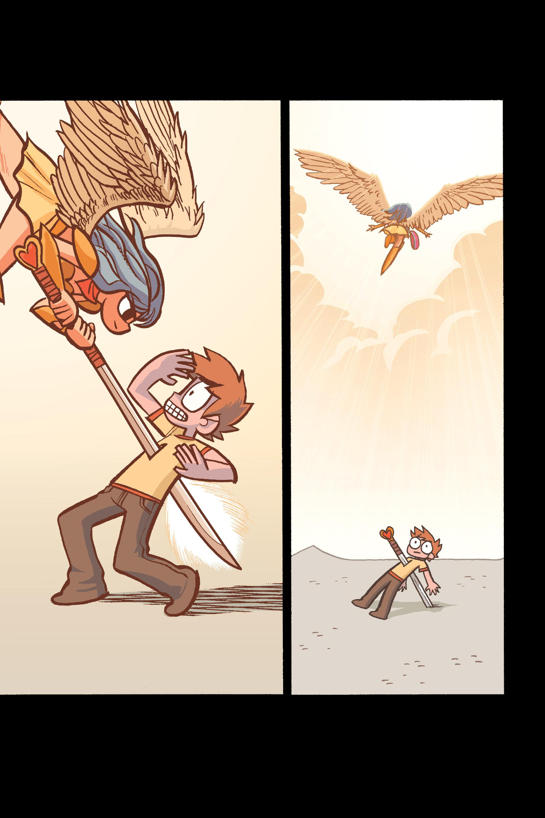 Read online Scott Pilgrim comic -  Issue #6 - 24