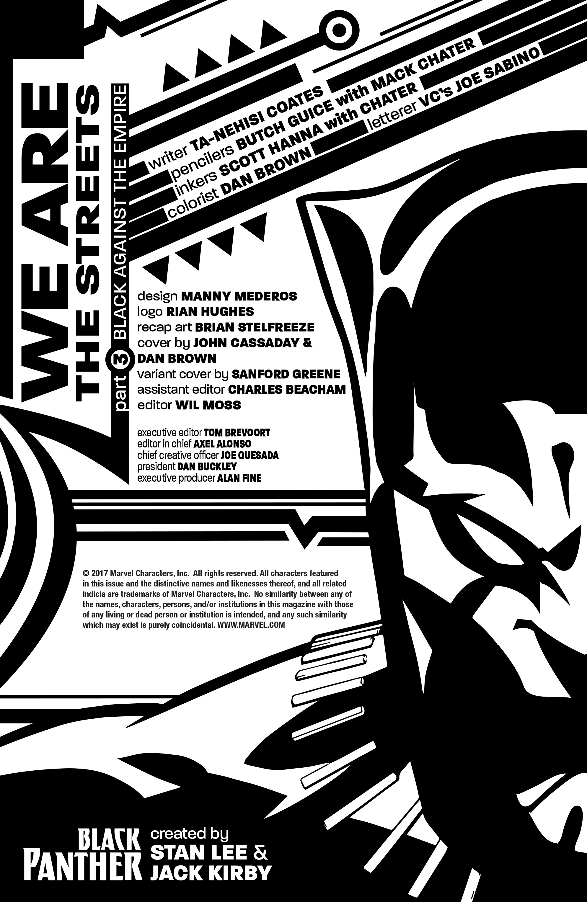 Read online Black Panther and the Crew comic -  Issue #3 - 3