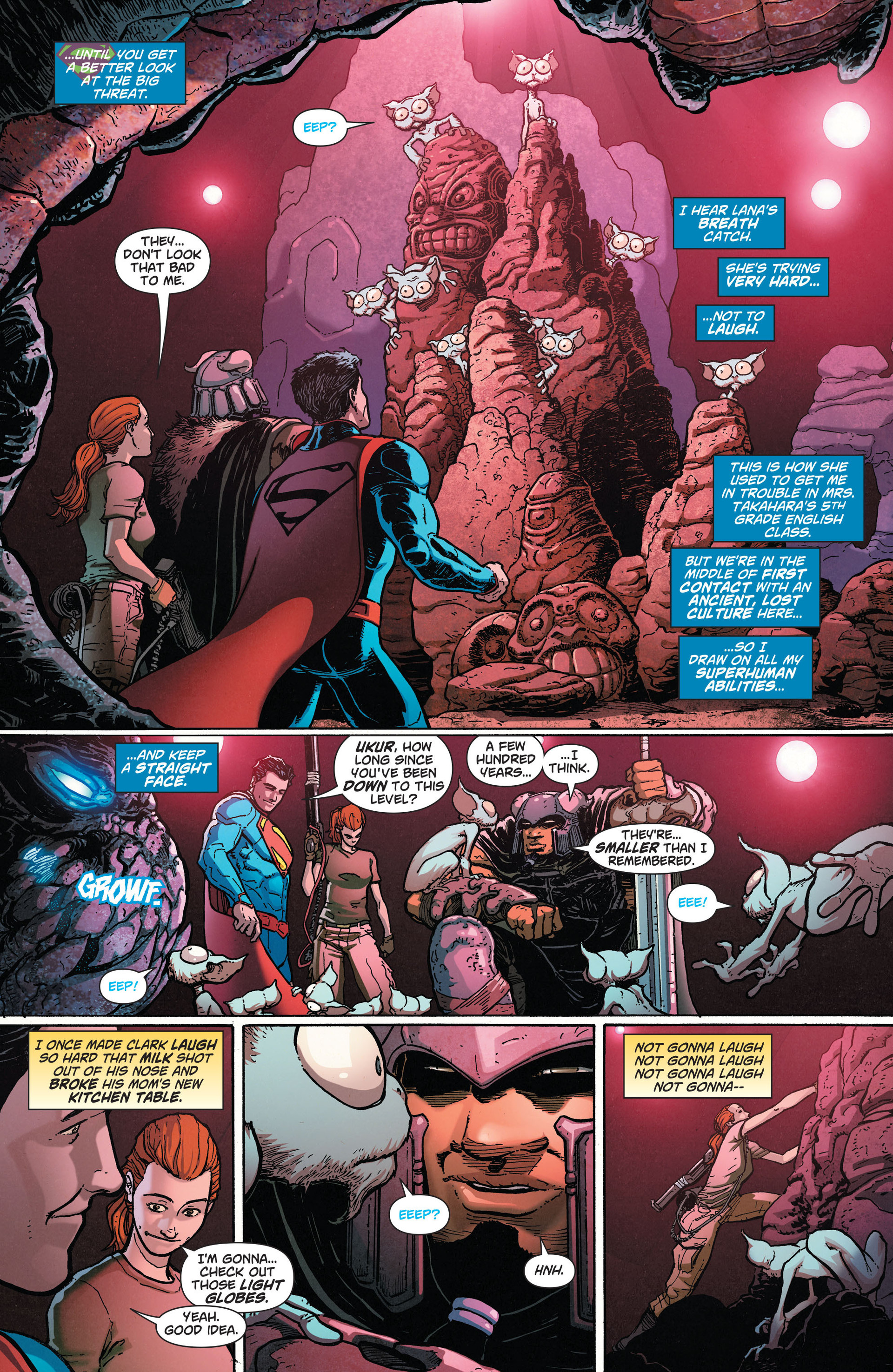 Read online Action Comics (2011) comic -  Issue #28 - 3