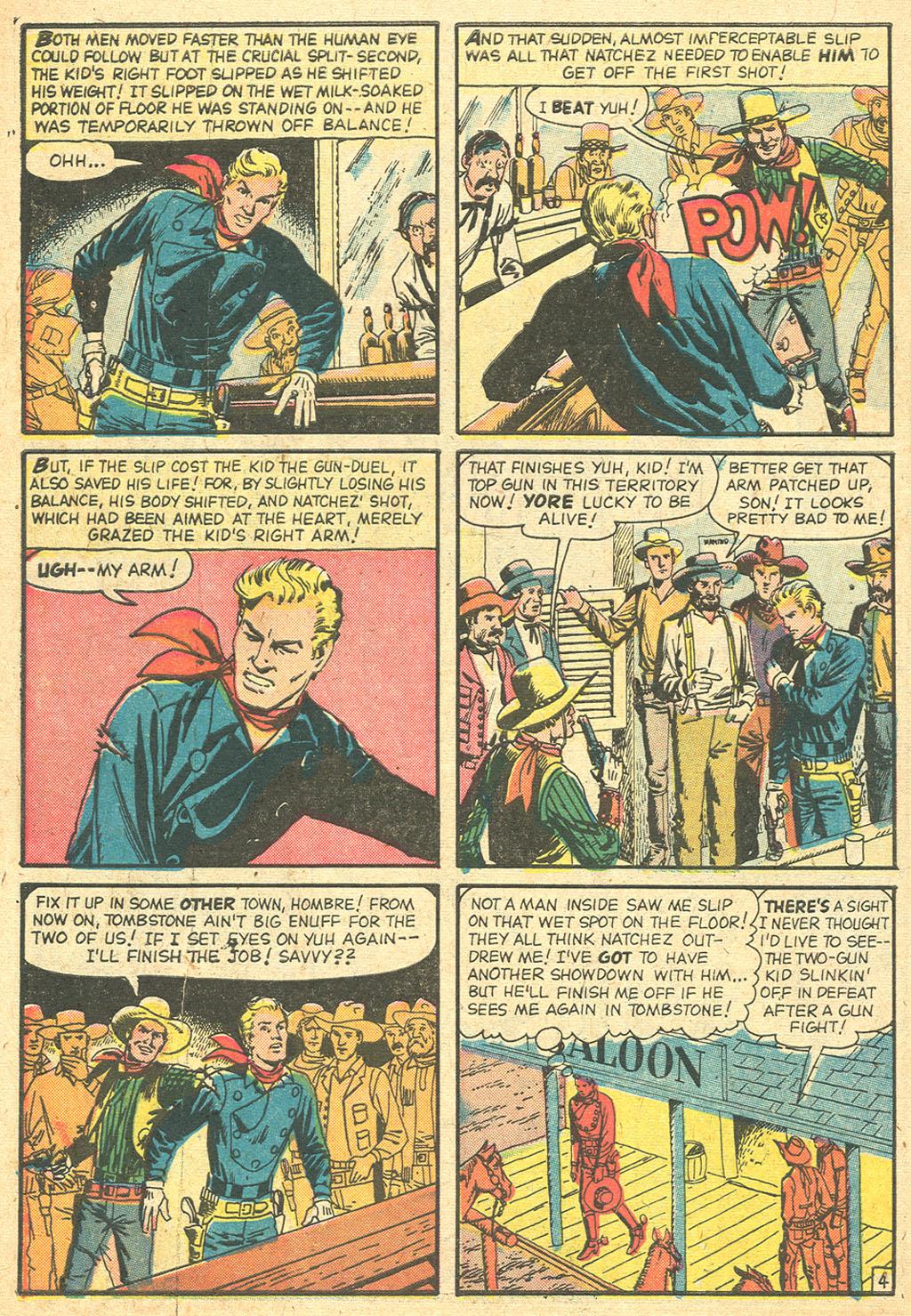 Read online Two-Gun Kid comic -  Issue #55 - 6
