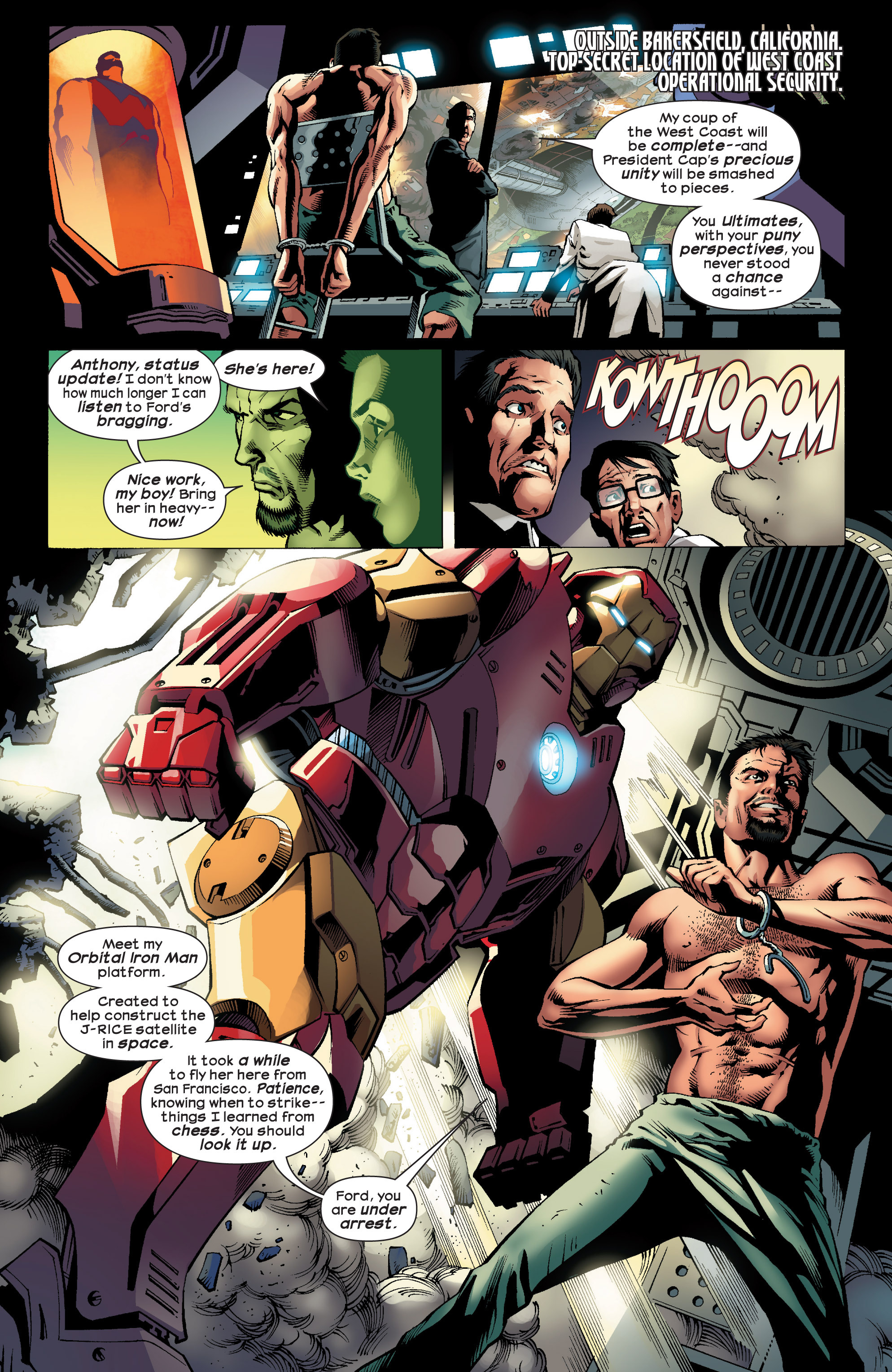 Read online Ultimate Comics Ultimates comic -  Issue #24 - 10