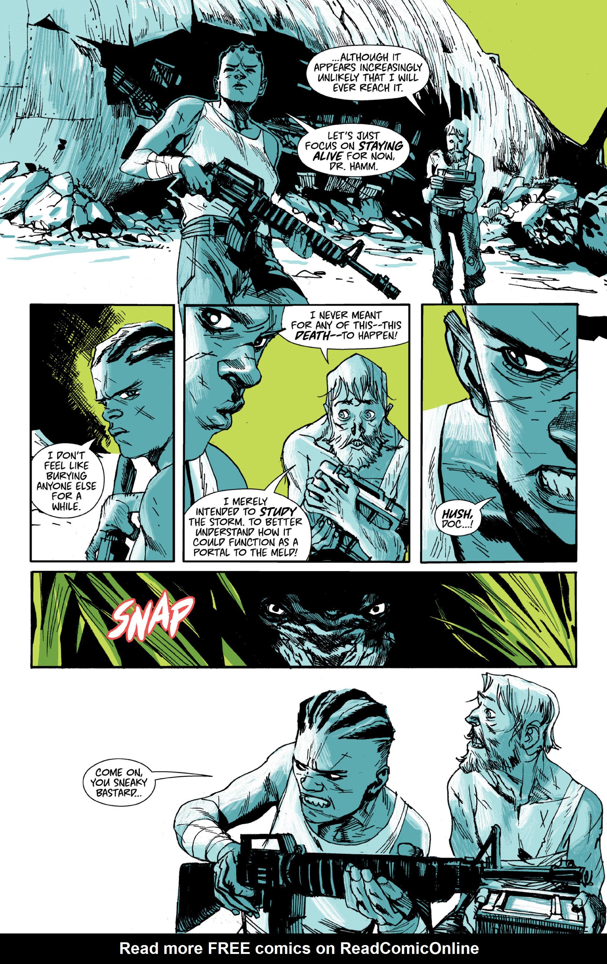 Read online Ei8ht comic -  Issue # TPB - 56