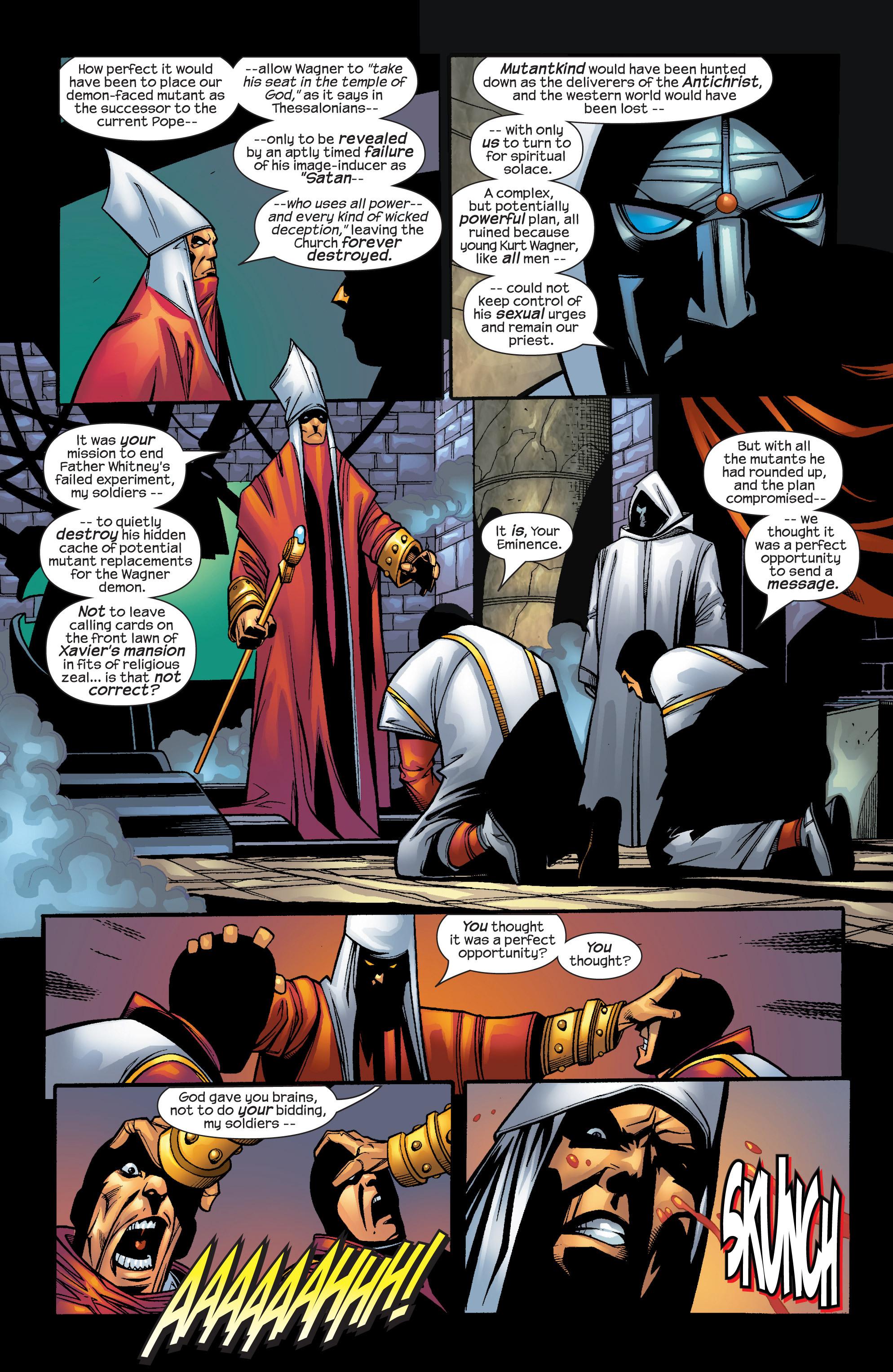 Read online Uncanny X-Men (1963) comic -  Issue #424 - 9