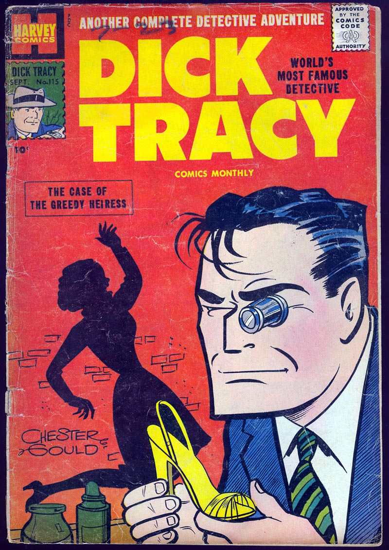 Dick Tracy (1950) 115 Page 1
