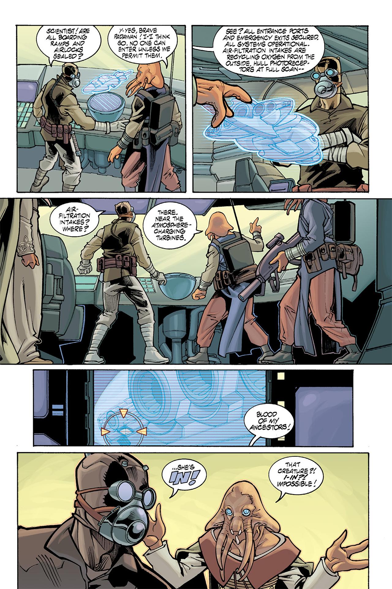 Read online Star Wars Omnibus comic -  Issue # Vol. 10 - 111