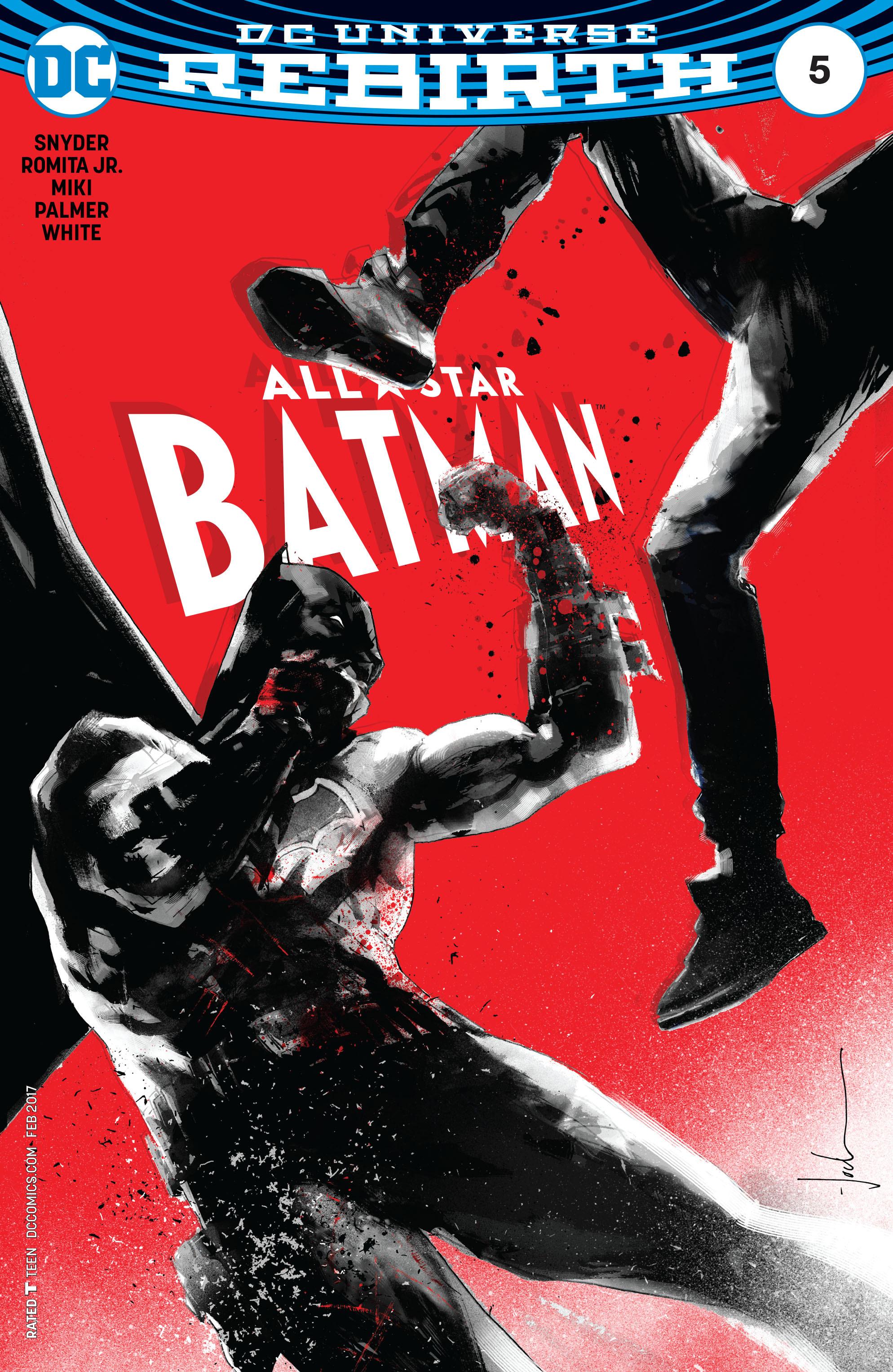 Read online All-Star Batman comic -  Issue #5 - 4