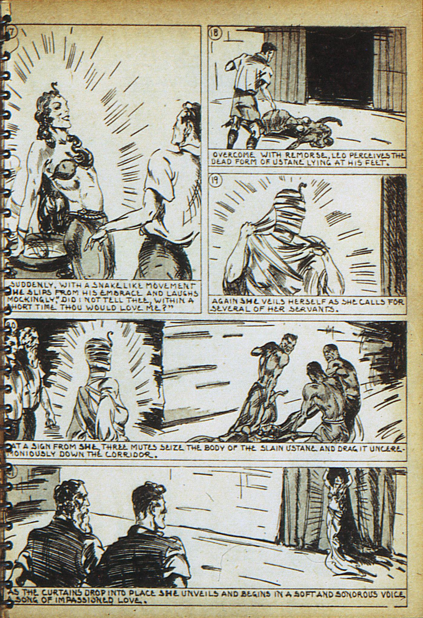 Read online Adventure Comics (1938) comic -  Issue #18 - 42