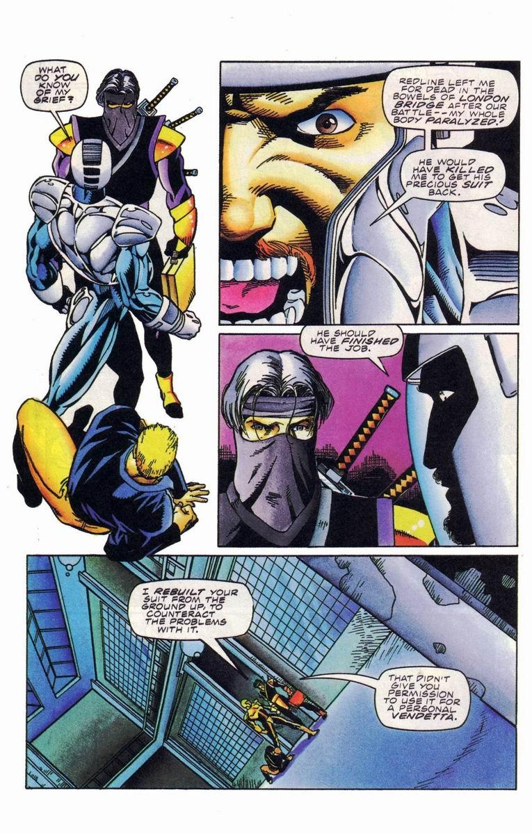Read online Secret Weapons comic -  Issue #19 - 8