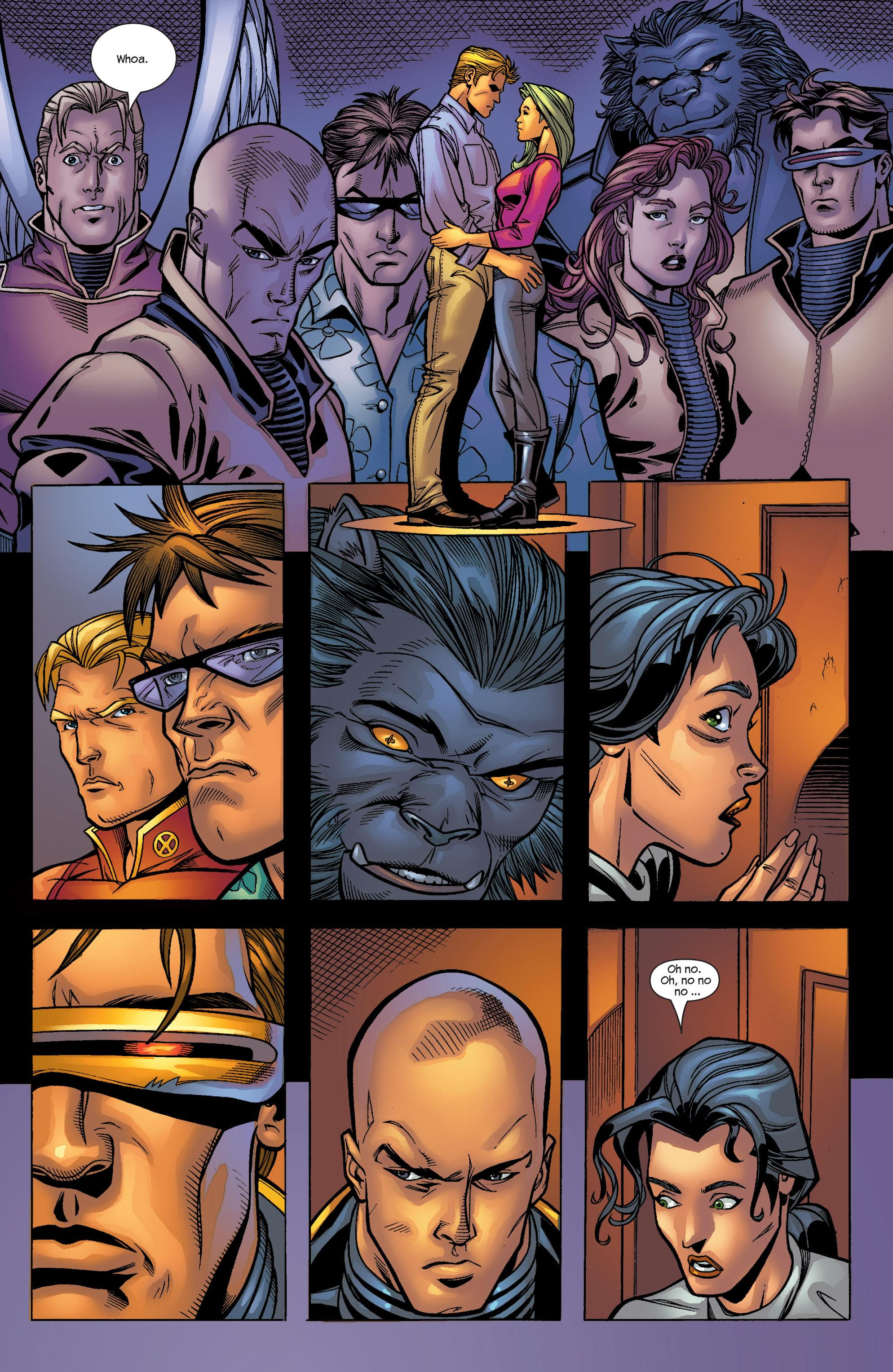Read online Uncanny X-Men (1963) comic -  Issue #421 - 10