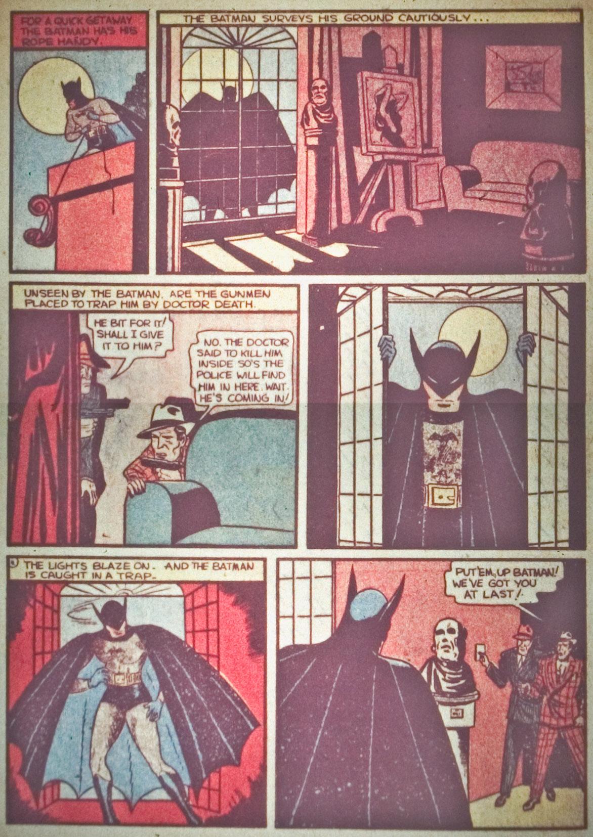 Detective Comics (1937) 29 Page 5
