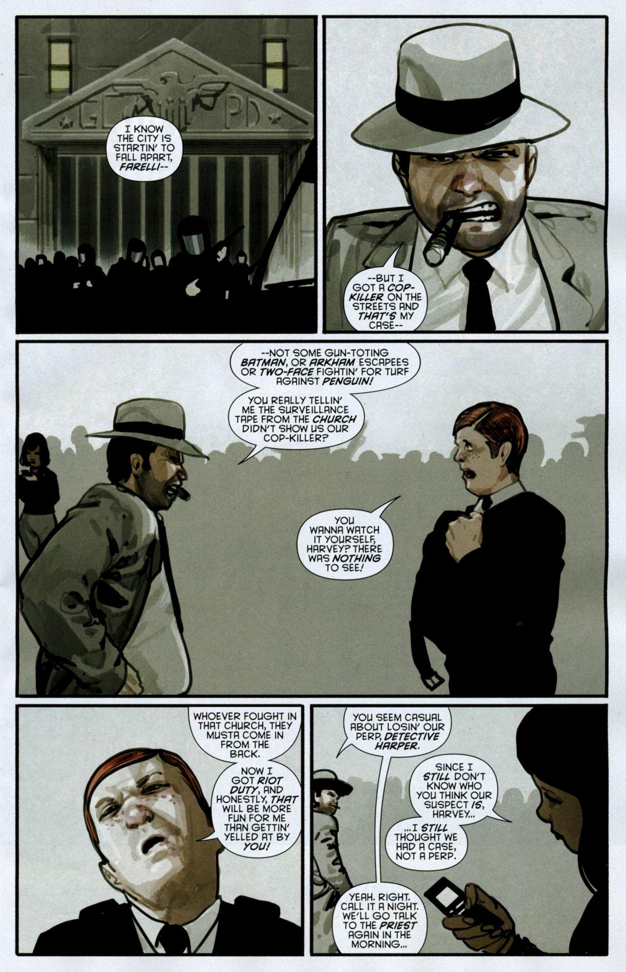 Read online Azrael: Death's Dark Knight comic -  Issue #3 - 6