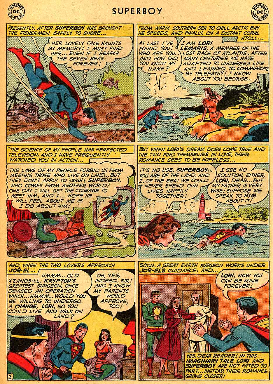 Superboy (1949) issue 95 - Page 22
