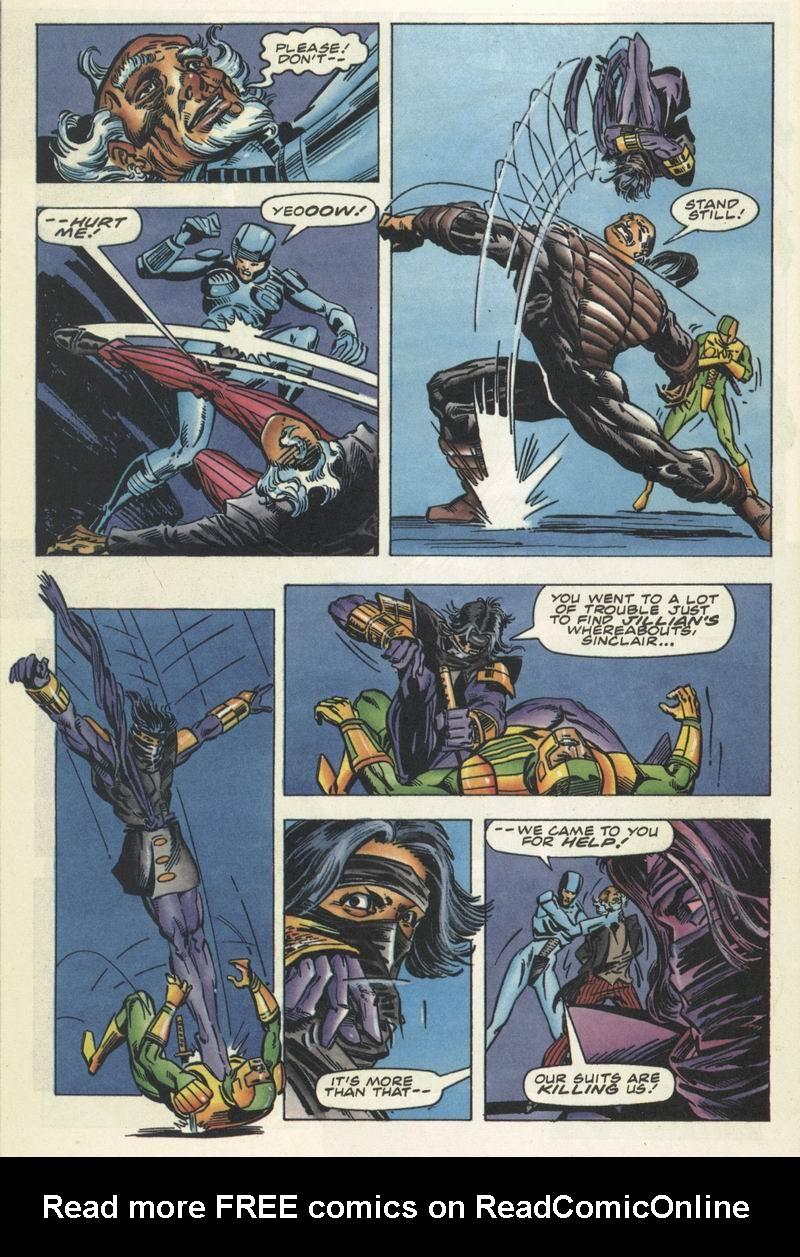 Read online Secret Weapons comic -  Issue #16 - 19