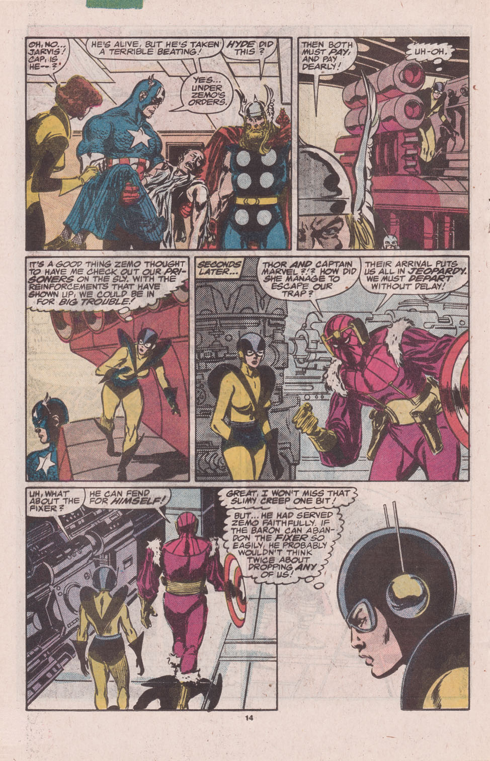 The Avengers (1963) 276 Page 14