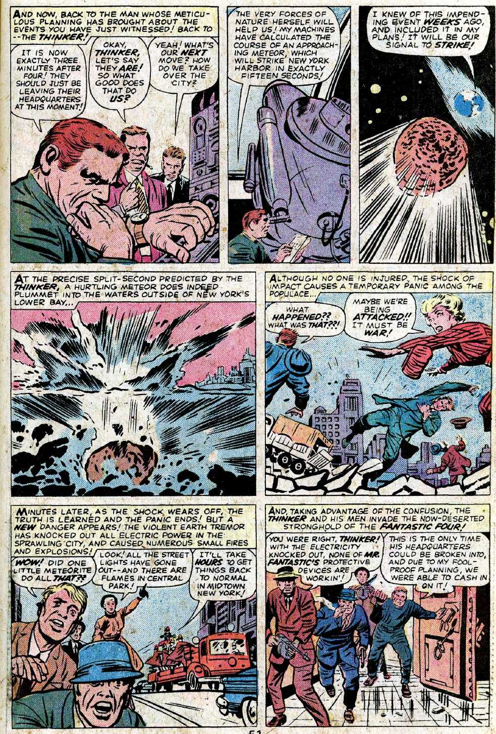 Giant-Size Fantastic Four issue 5 - Page 53