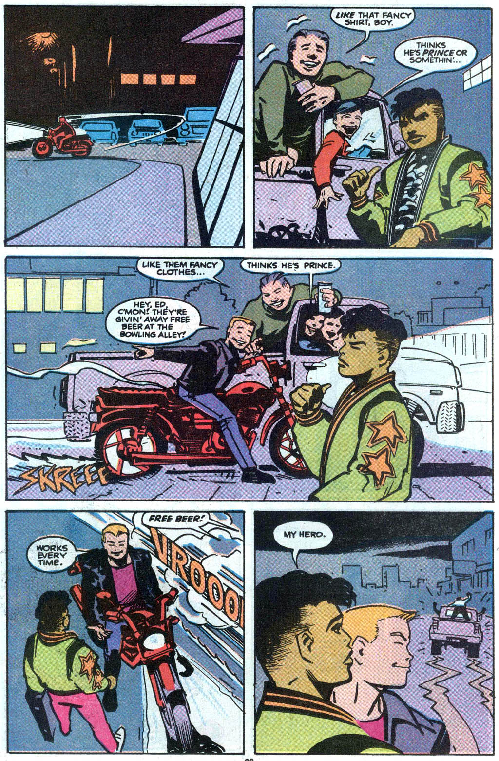 Steeltown Rockers issue 4 - Page 17