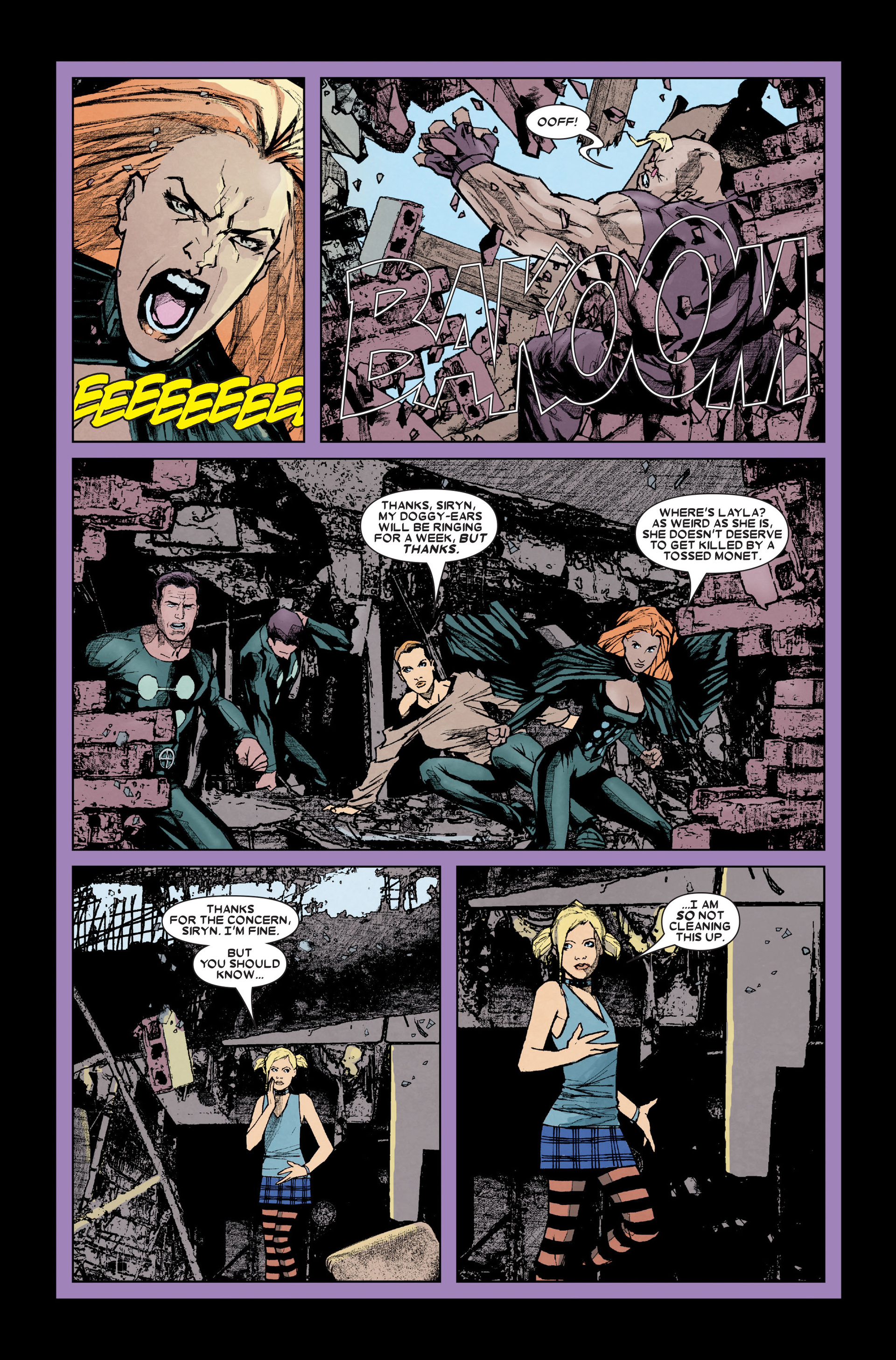 Read online X-Factor (2006) comic -  Issue #11 - 12