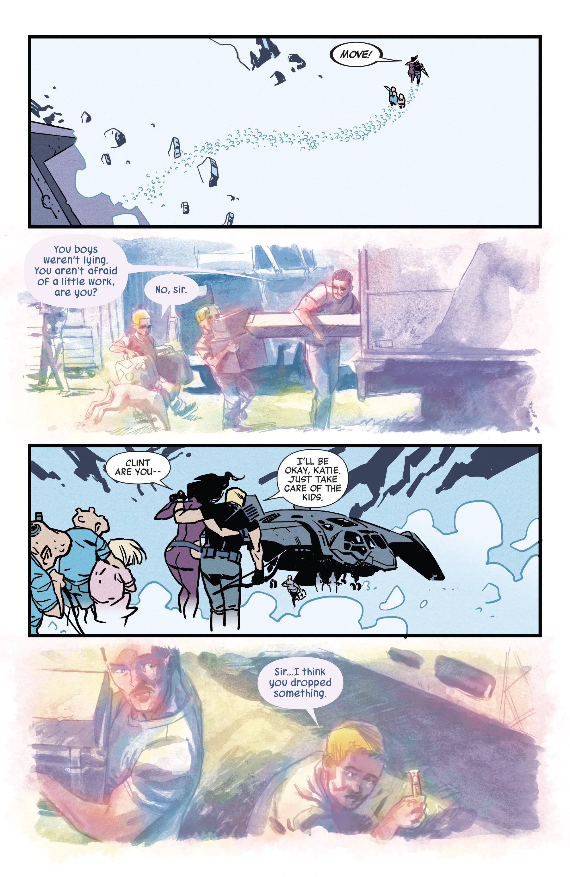 Read online All-New Hawkeye (2015) comic -  Issue #2 - 19