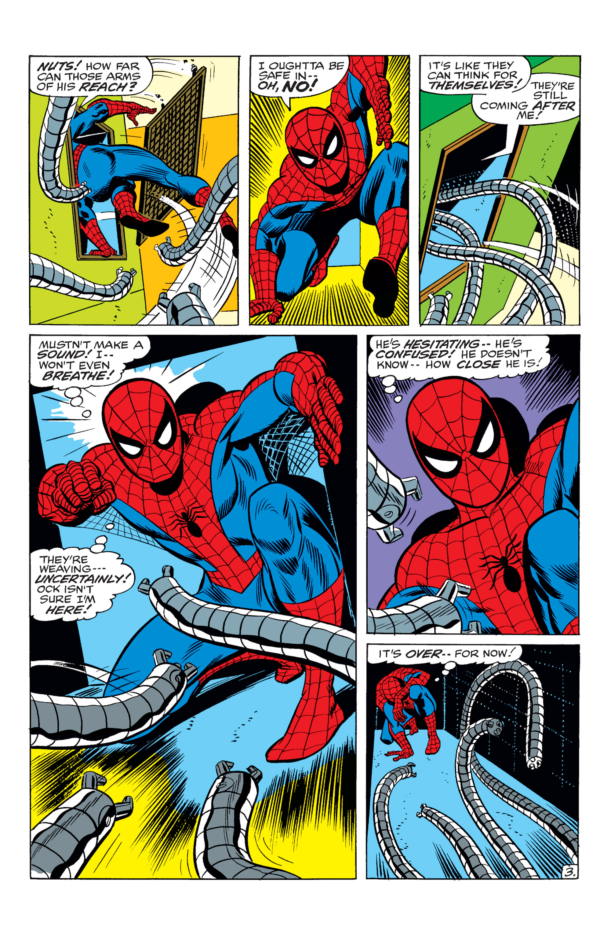 The Amazing Spider-Man (1963) 90 Page 3
