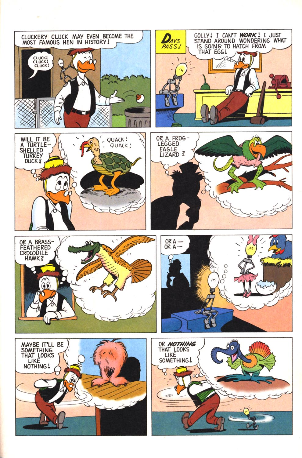 Read online Uncle Scrooge (1953) comic -  Issue #307 - 32