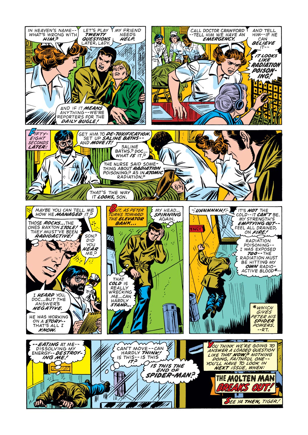 The Amazing Spider-Man (1963) 132 Page 19