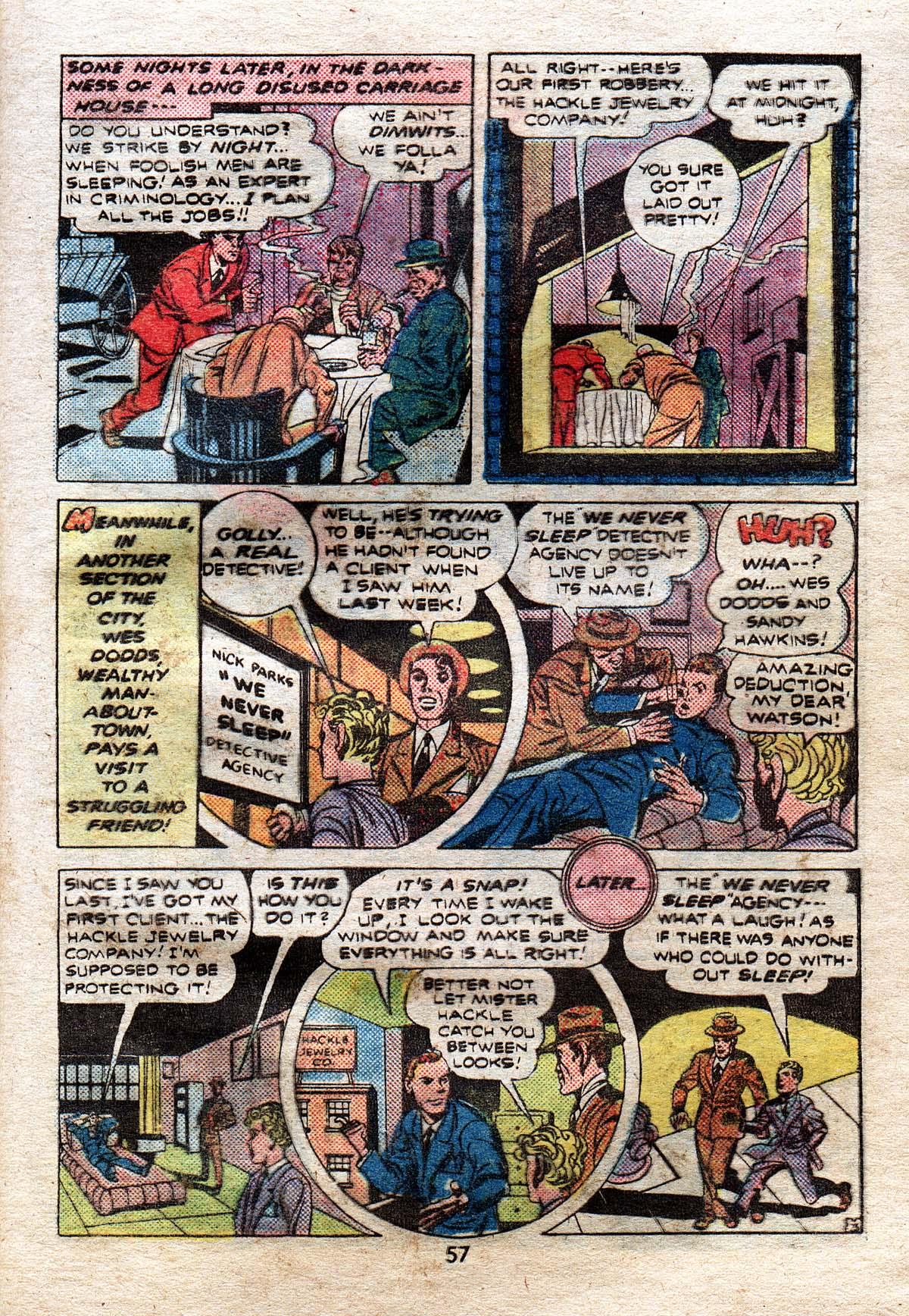 Read online Adventure Comics (1938) comic -  Issue #491 - 56