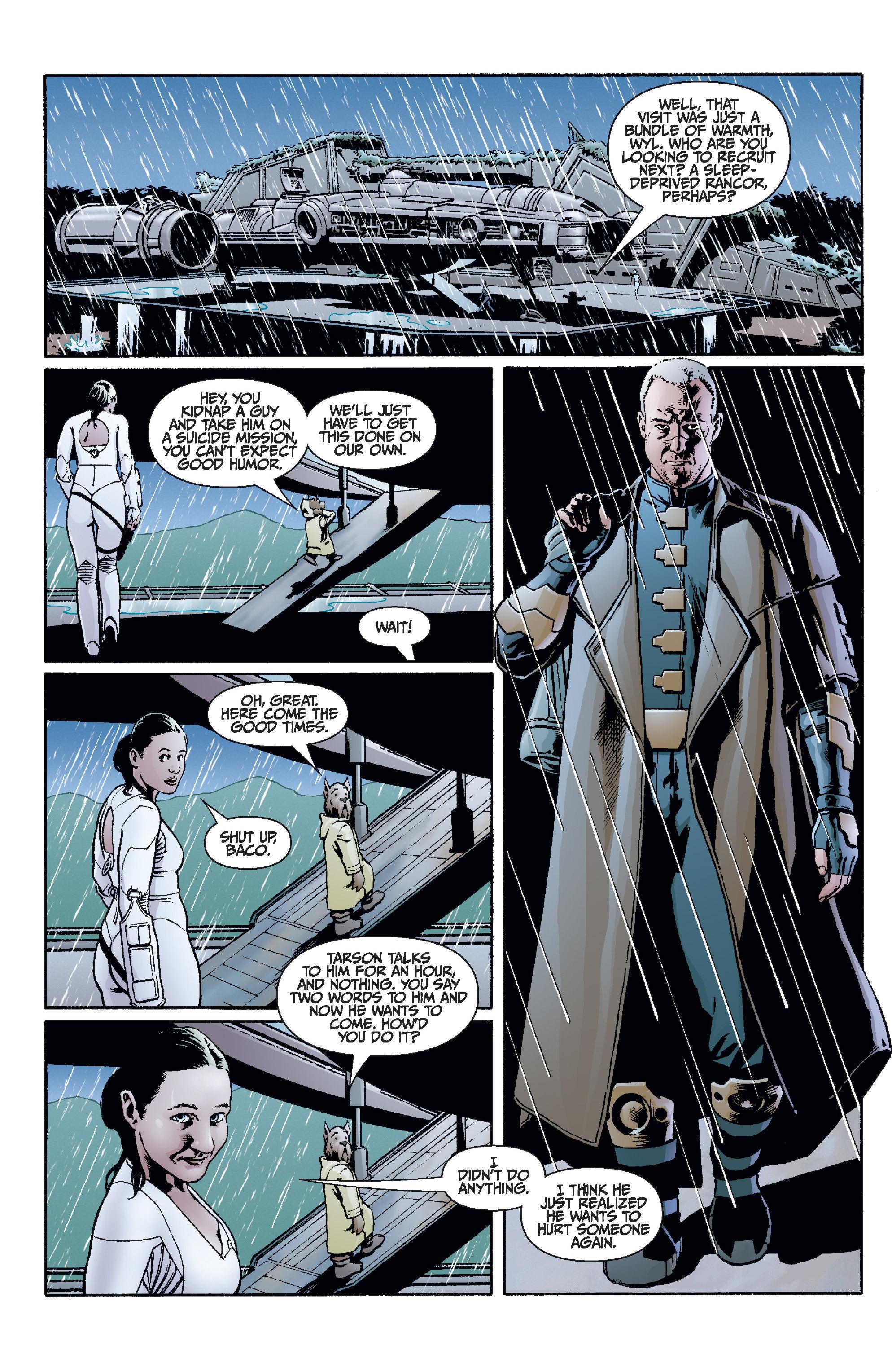 Read online Star Wars Omnibus comic -  Issue # Vol. 20 - 221