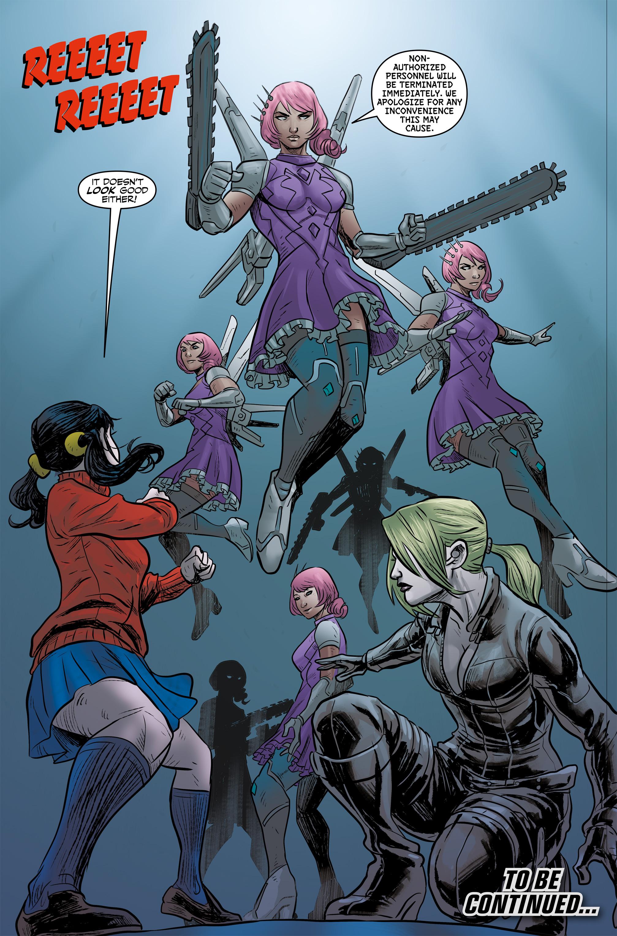 Read online Tekken comic -  Issue #2 - 27
