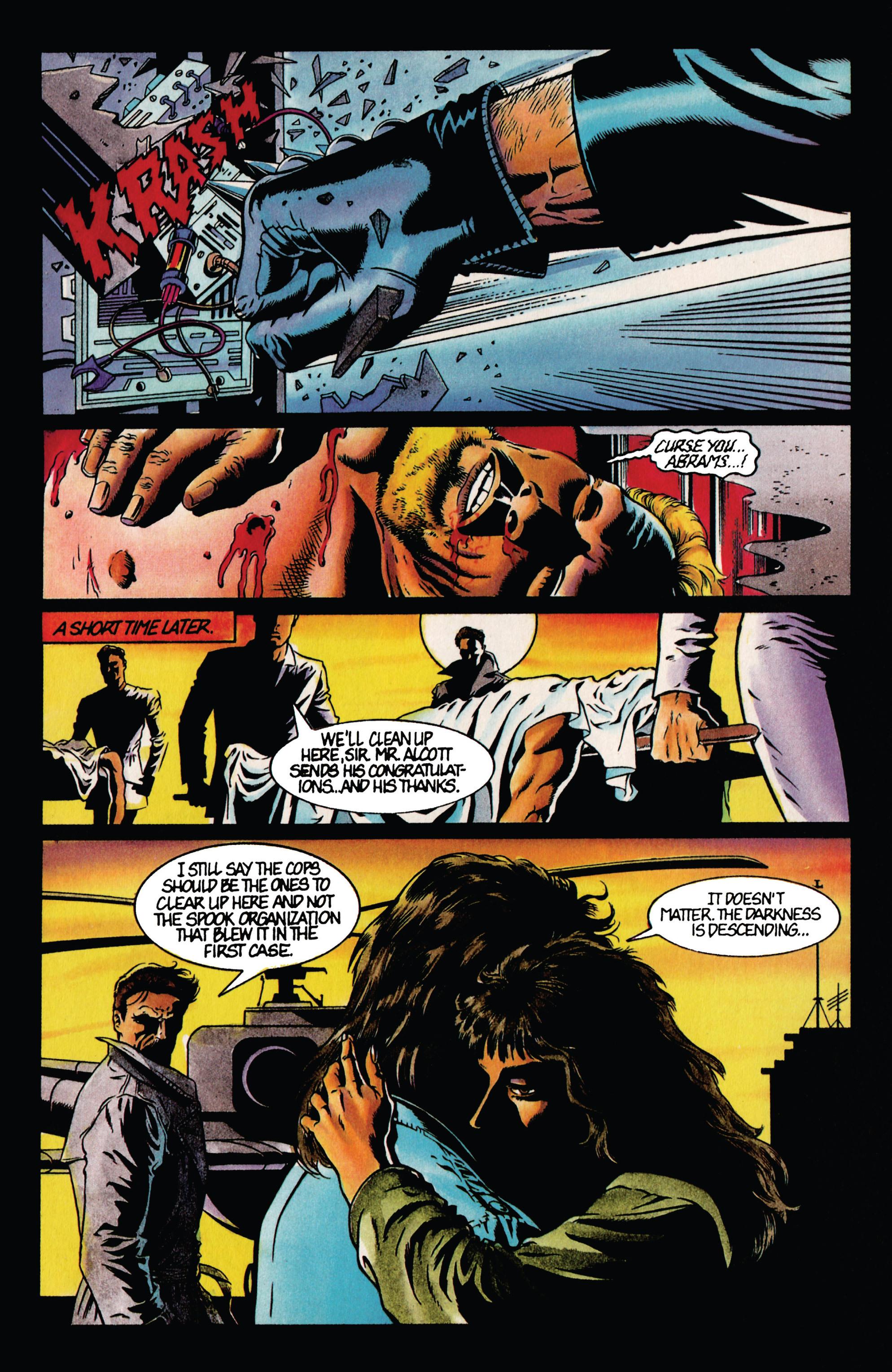 Read online Eternal Warrior (1992) comic -  Issue #36 - 20