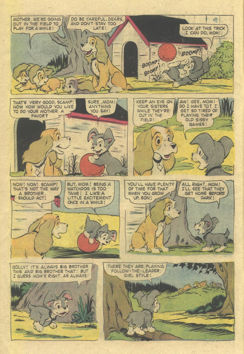 Scamp (1967) issue 33 - Page 6