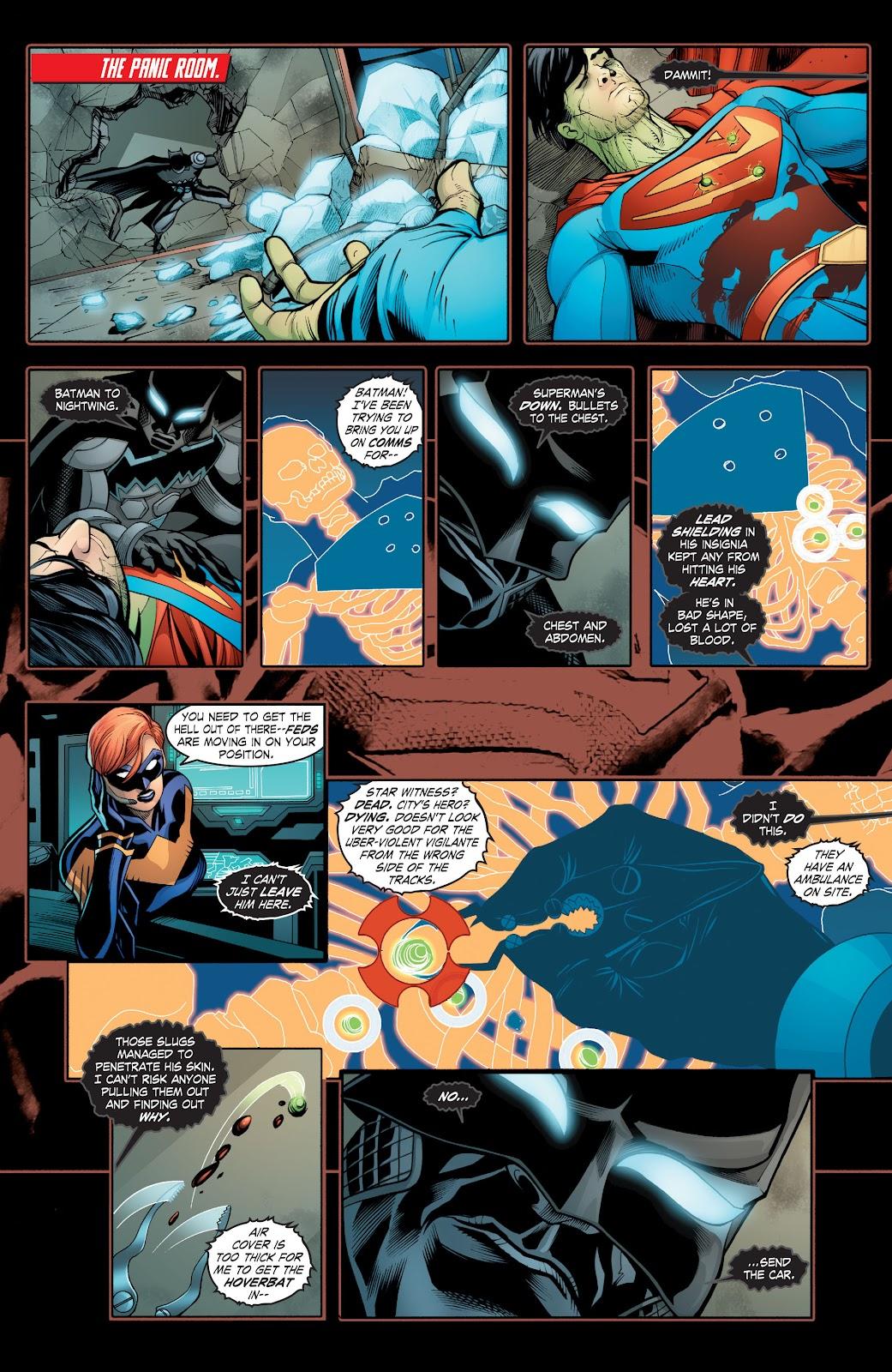 Read online Smallville Season 11 [II] comic -  Issue # TPB 2 - 86