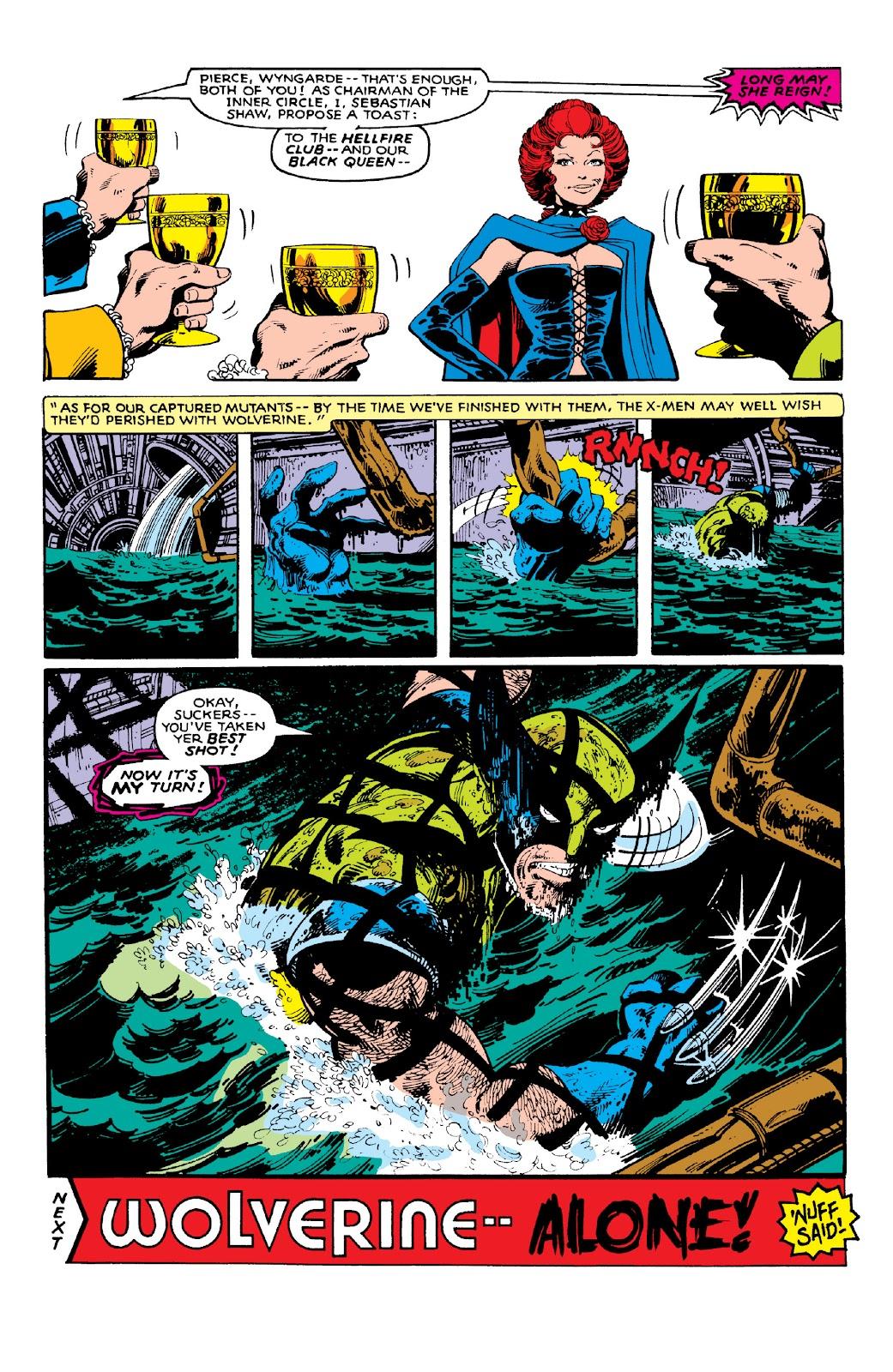 Read online X-Men Milestones: Dark Phoenix Saga comic -  Issue # TPB (Part 1) - 76