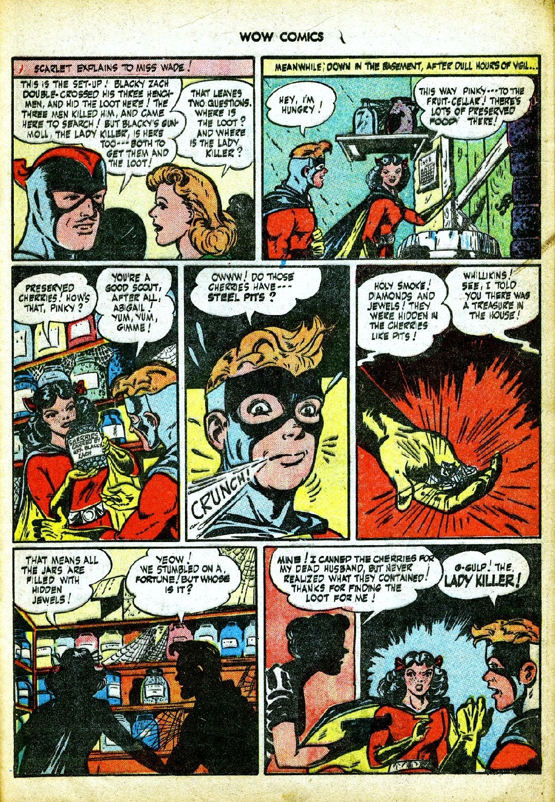 Wow Comics issue 57 - Page 33