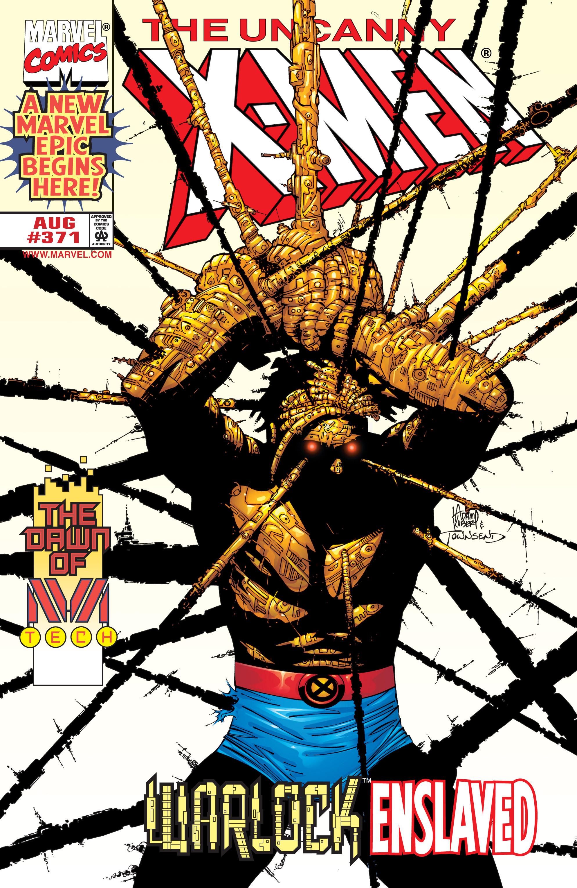 Uncanny X-Men (1963) 371 Page 1
