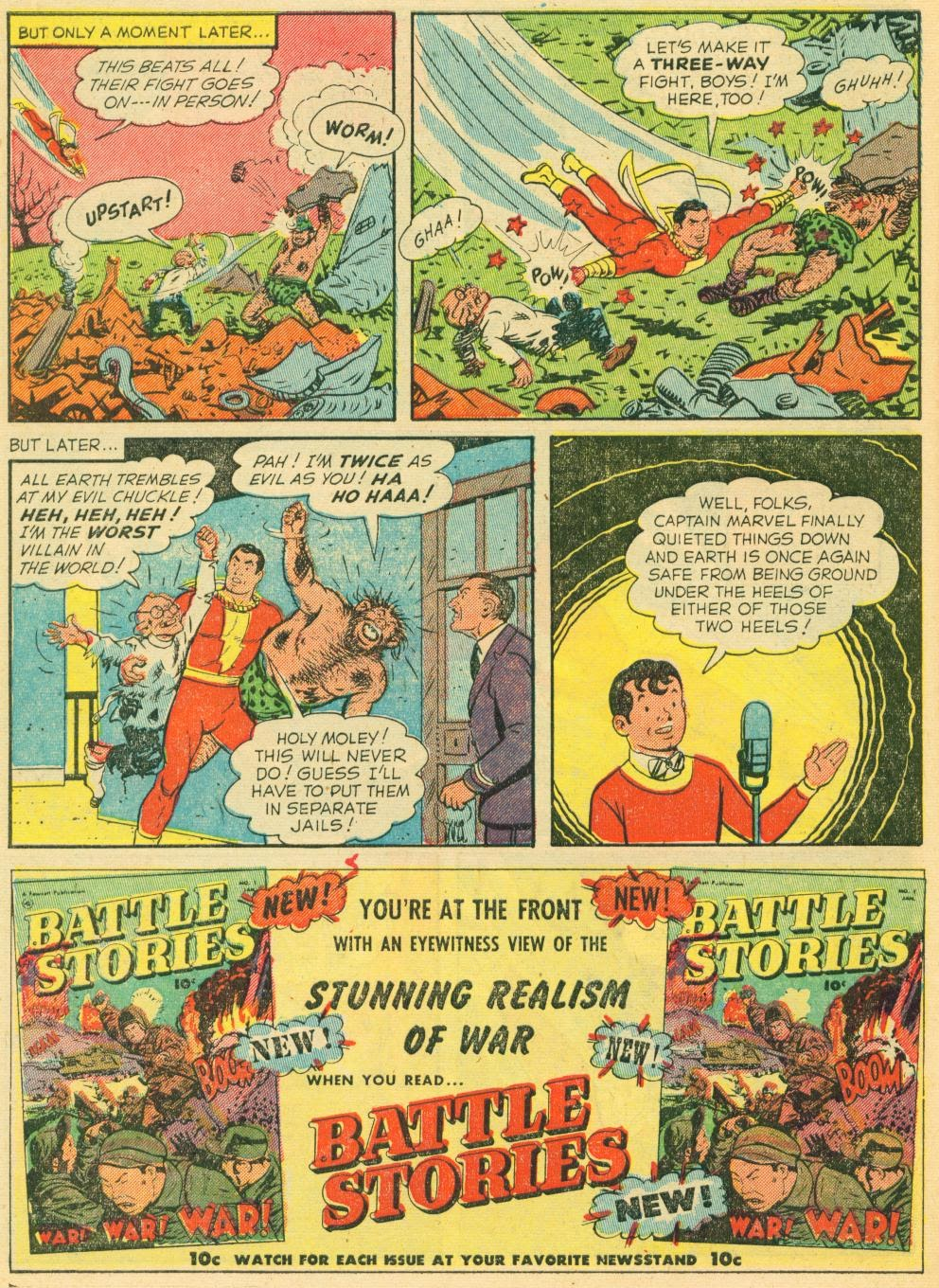 Captain Marvel Adventures issue 130 - Page 10
