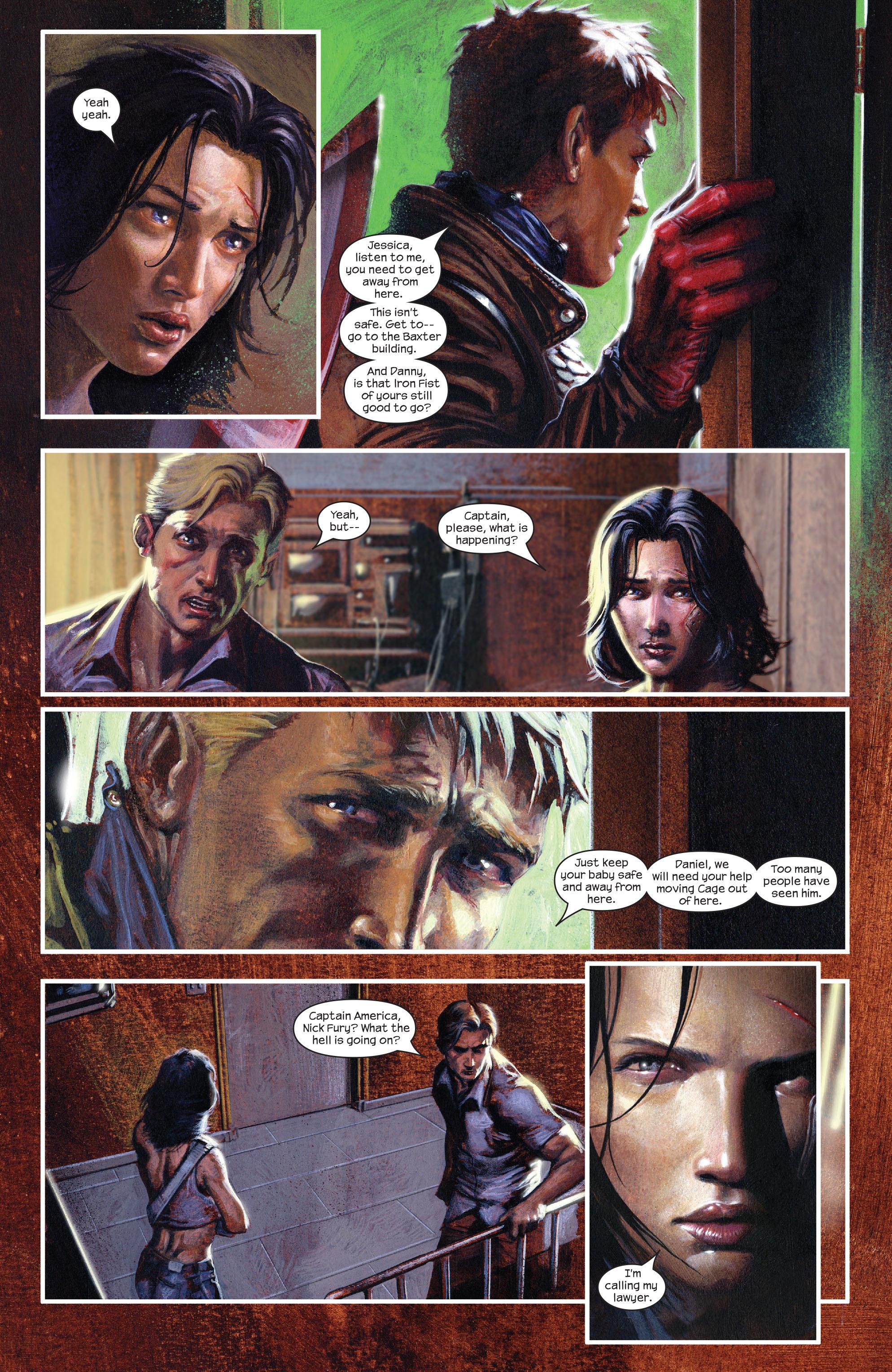 Read online Secret War comic -  Issue # Full - 58