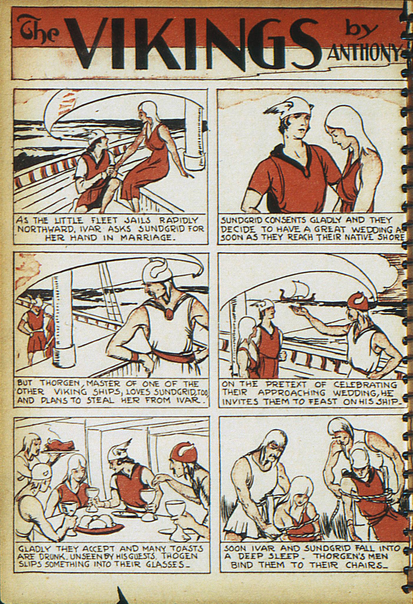 Read online Adventure Comics (1938) comic -  Issue #18 - 23