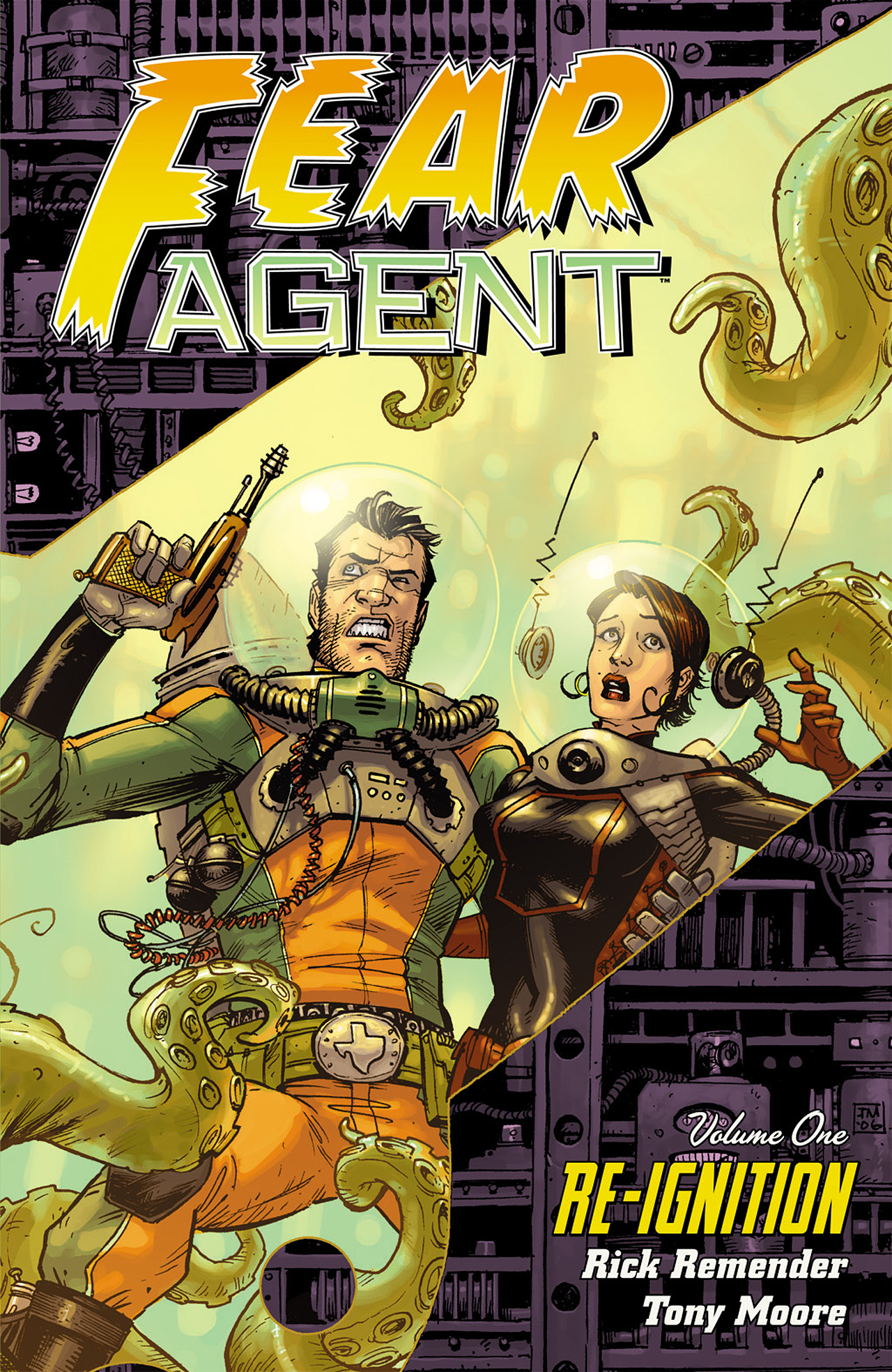 Fear Agent TPB_1 Page 1