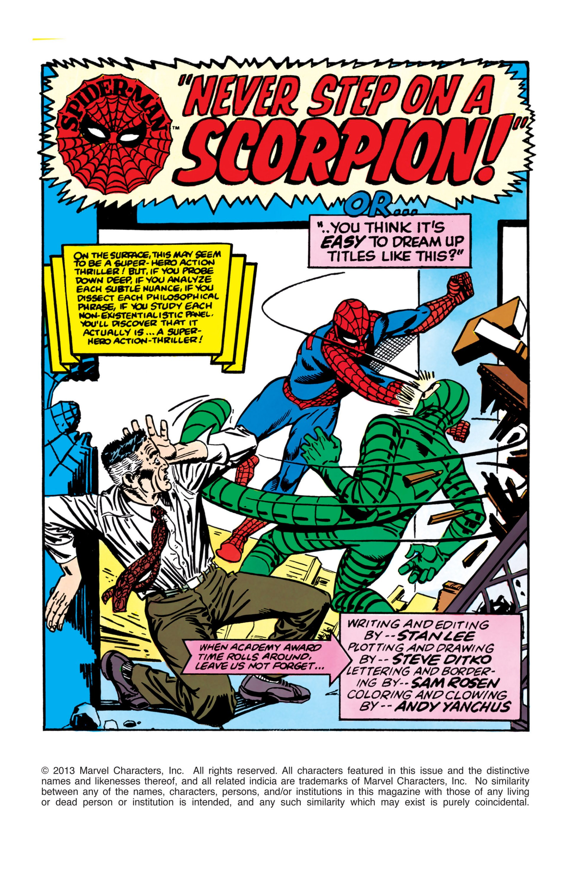 The Amazing Spider-Man (1963) 29 Page 1