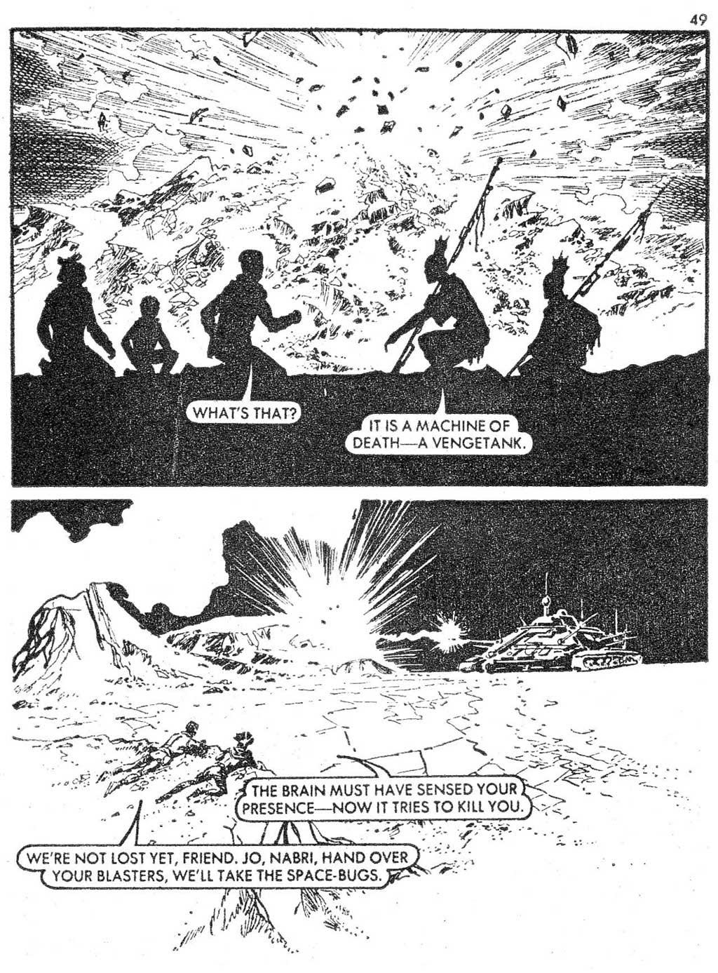Starblazer issue 16 - Page 49